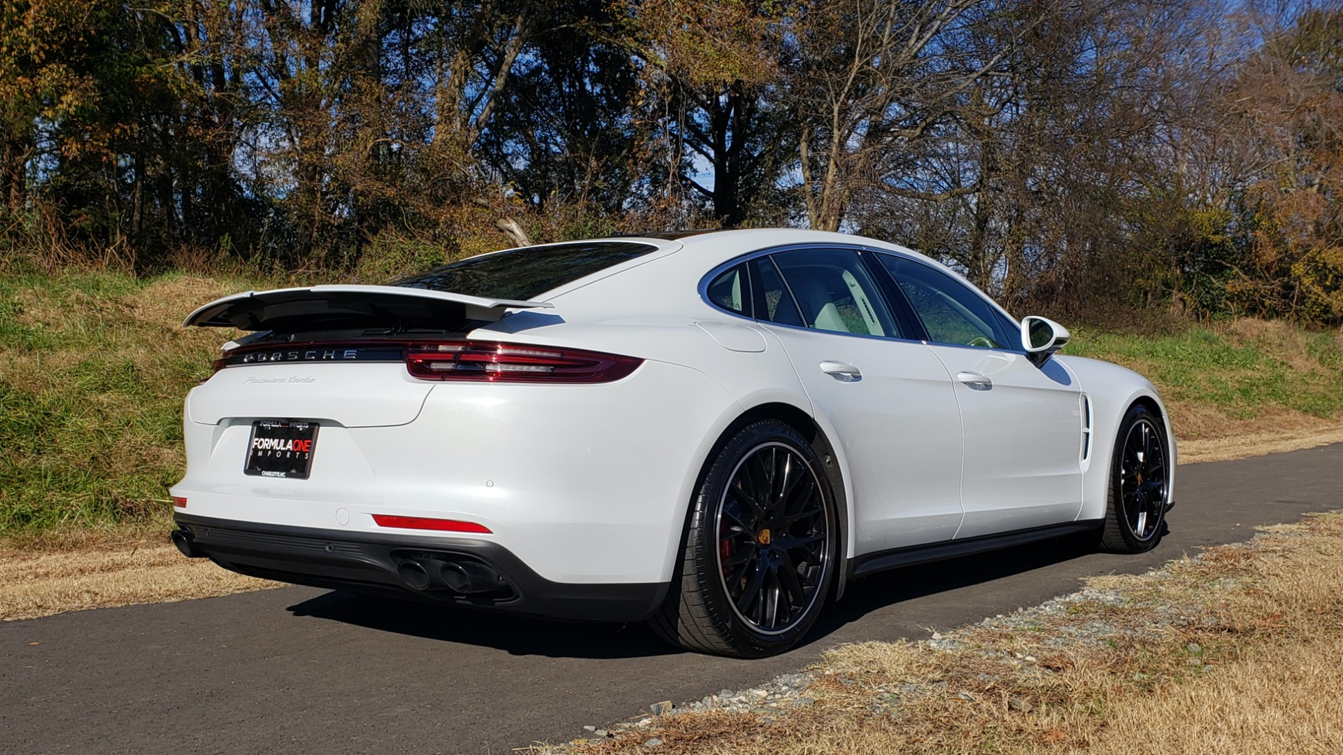 Used 2017 Porsche Panamera Turbo for sale Sold at Formula Imports in Charlotte NC 28227 6
