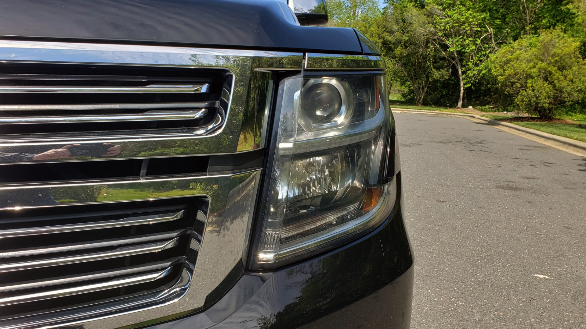 Used 2016 Chevrolet SUBURBAN LTZ 4WD / ENTERTAIN / TRAILER PKG / SNRF / NAV / CAMERA / 3-ROW for sale Sold at Formula Imports in Charlotte NC 28227 25