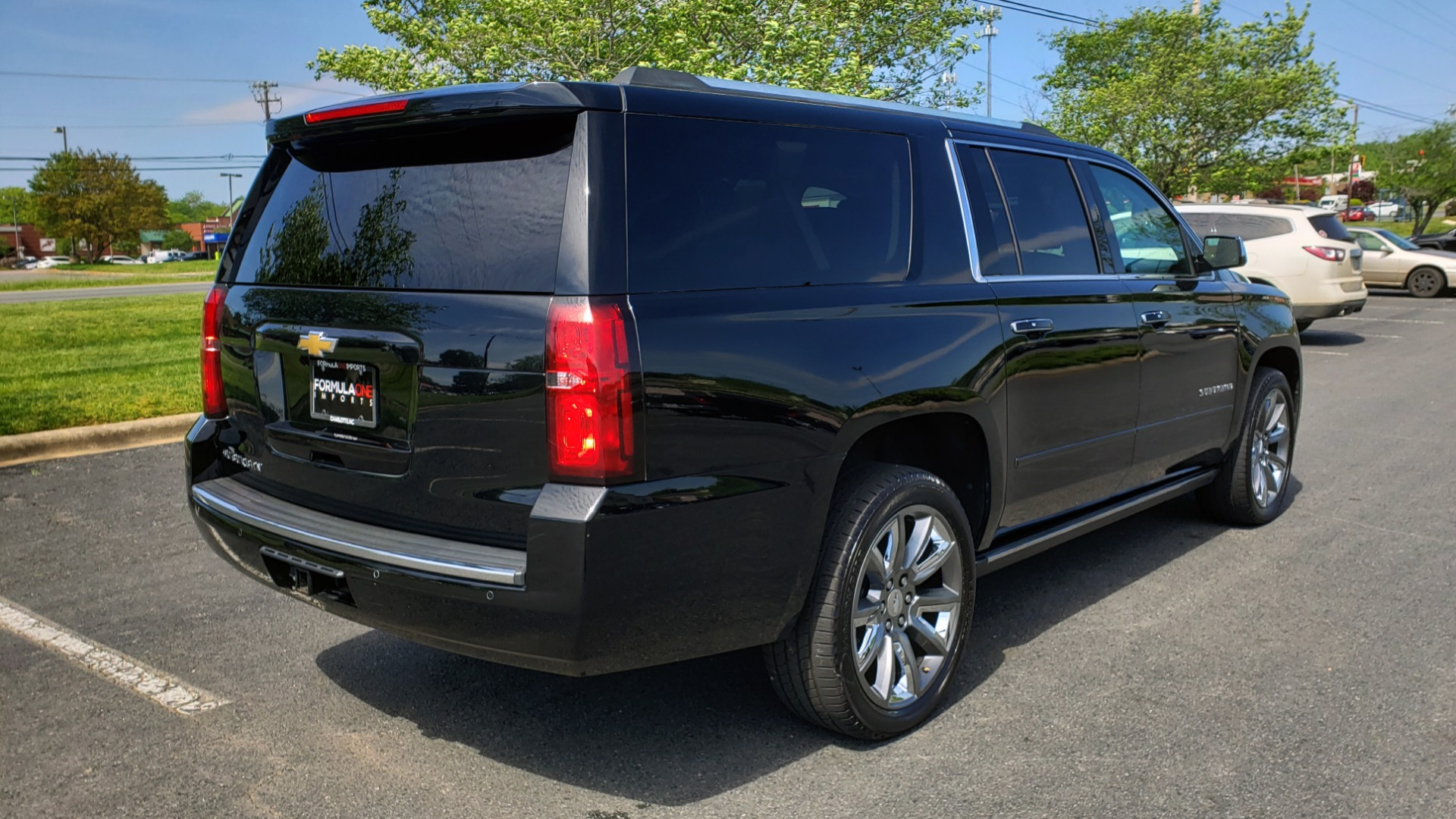 Used 2016 Chevrolet SUBURBAN LTZ 4WD / ENTERTAIN / TRAILER PKG / SNRF / NAV / CAMERA / 3-ROW for sale Sold at Formula Imports in Charlotte NC 28227 6