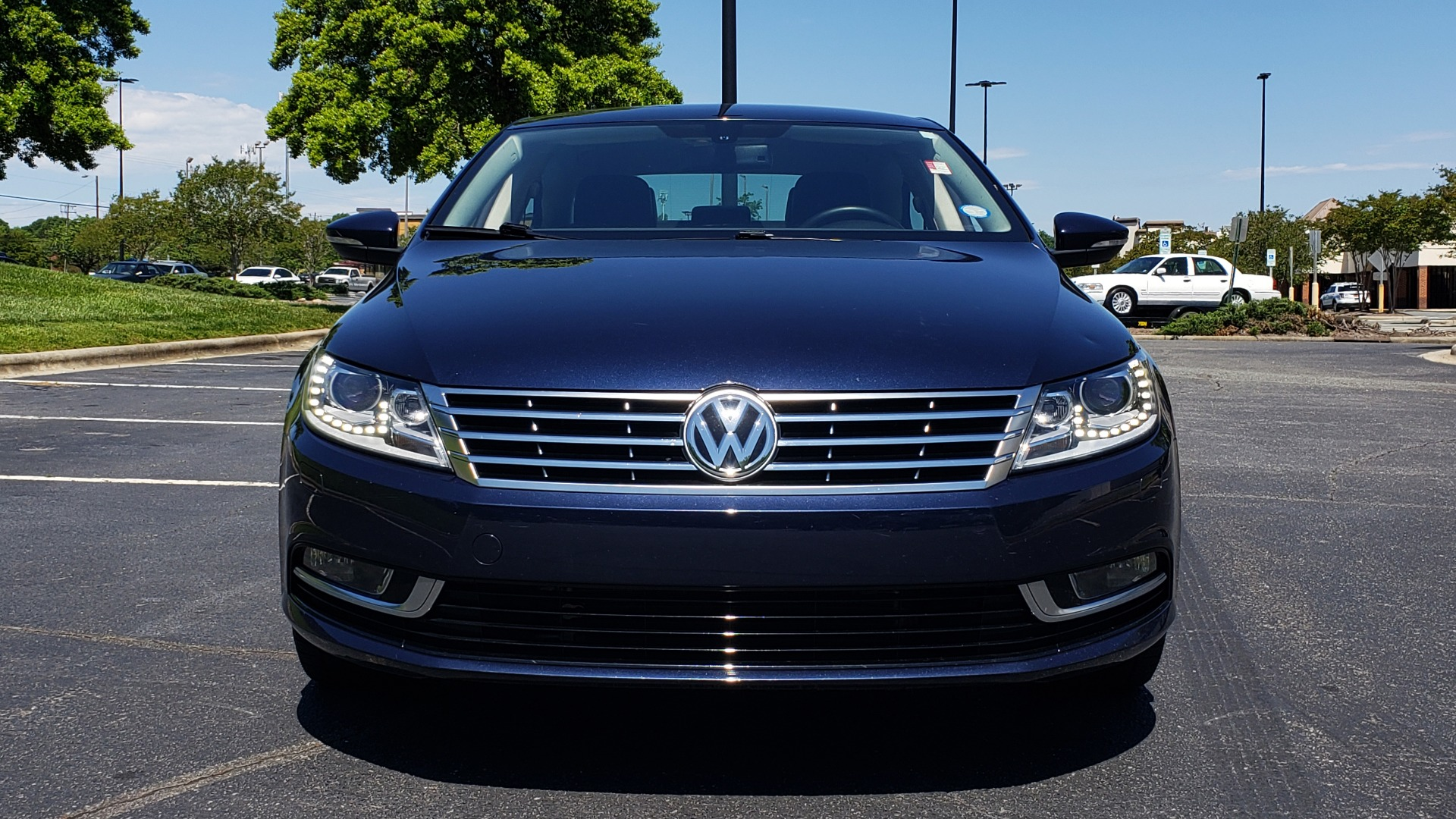 Used 2013 Volkswagen CC SPORT W/LIGHTING PKG / 2.0L 4-CYL / DSG 6-SPD AUTO for sale Sold at Formula Imports in Charlotte NC 28227 19