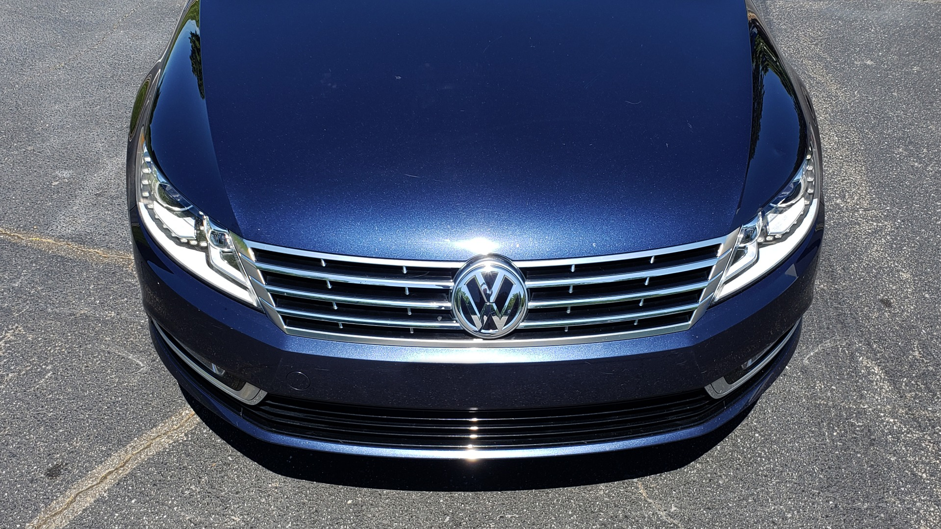 Used 2013 Volkswagen CC SPORT W/LIGHTING PKG / 2.0L 4-CYL / DSG 6-SPD AUTO for sale Sold at Formula Imports in Charlotte NC 28227 22