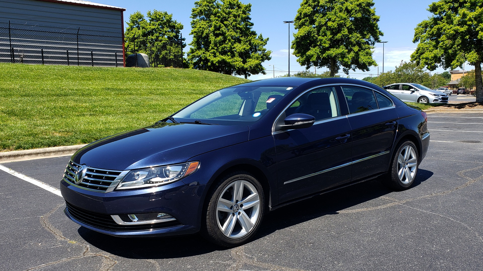 Used 2013 Volkswagen CC SPORT W/LIGHTING PKG / 2.0L 4-CYL / DSG 6-SPD AUTO for sale Sold at Formula Imports in Charlotte NC 28227 1