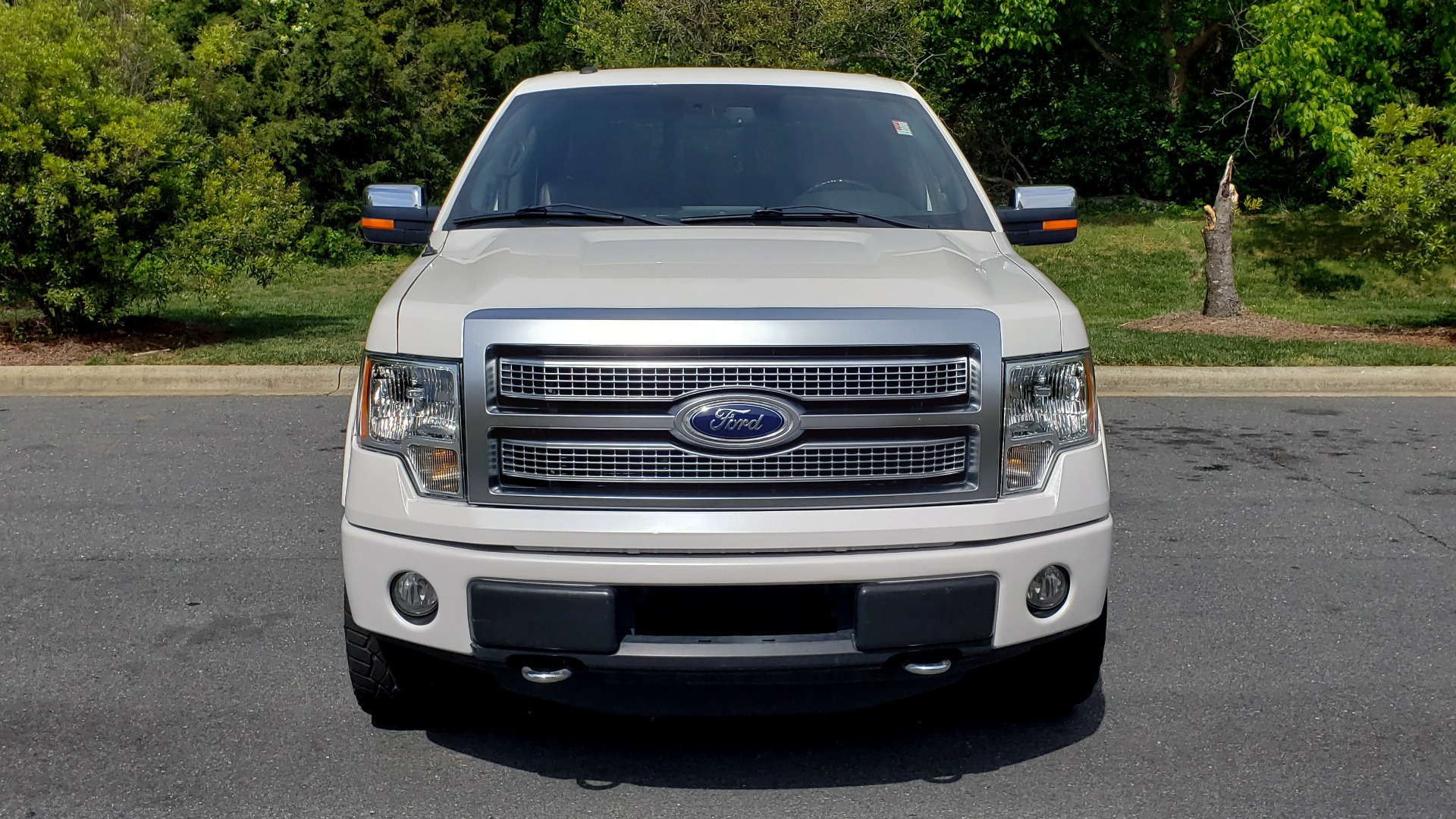Used 2011 Ford F-150 PLATINUM 4X4 SUPERCREW / NAV / SUNROOF / SONY / REARVIEW for sale Sold at Formula Imports in Charlotte NC 28227 21