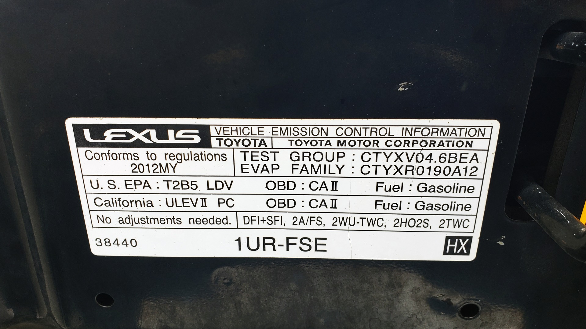 Used 2012 Lexus LS 460 COMFORT W/SPORT / VENT SEATS / NAV / MARK LEV SND / SUNROOF for sale Sold at Formula Imports in Charlotte NC 28227 12