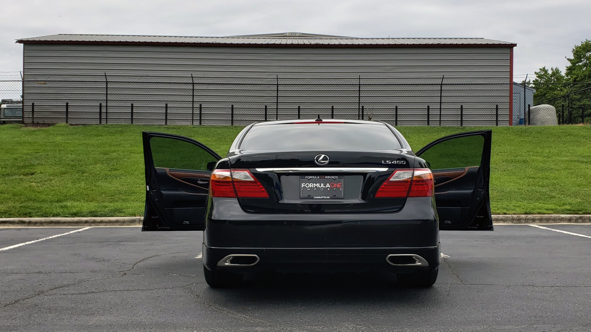 Used 2012 Lexus LS 460 COMFORT W/SPORT / VENT SEATS / NAV / MARK LEV SND / SUNROOF for sale Sold at Formula Imports in Charlotte NC 28227 19