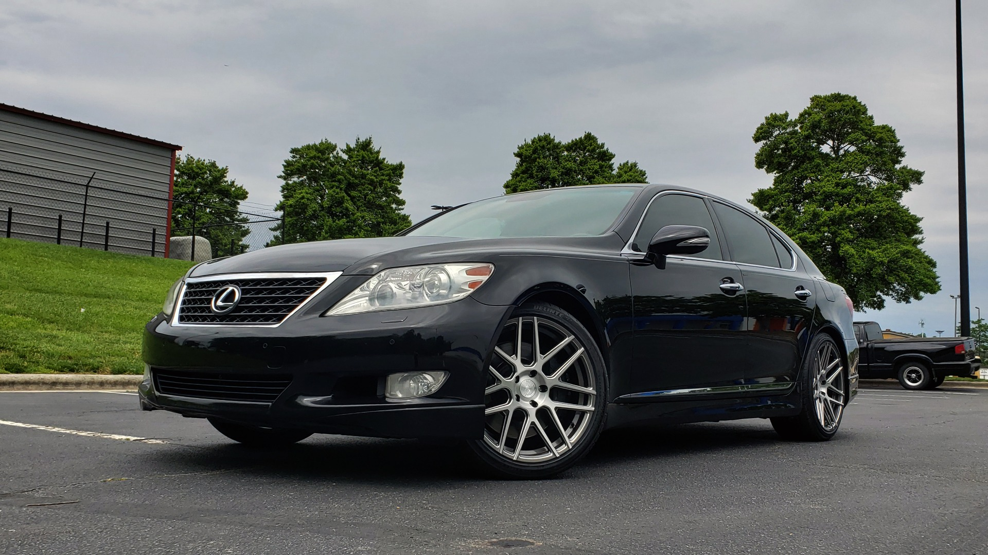 Used 2012 Lexus LS 460 COMFORT W/SPORT / VENT SEATS / NAV / MARK LEV SND / SUNROOF for sale Sold at Formula Imports in Charlotte NC 28227 2