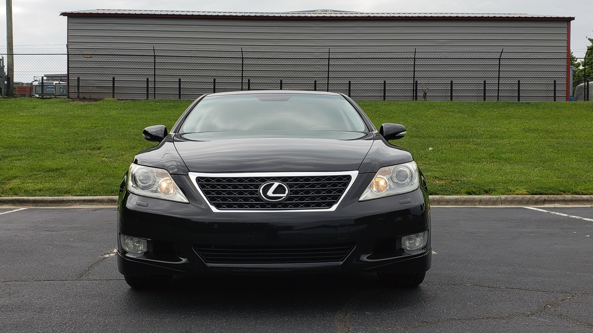 Used 2012 Lexus LS 460 COMFORT W/SPORT / VENT SEATS / NAV / MARK LEV SND / SUNROOF for sale Sold at Formula Imports in Charlotte NC 28227 22