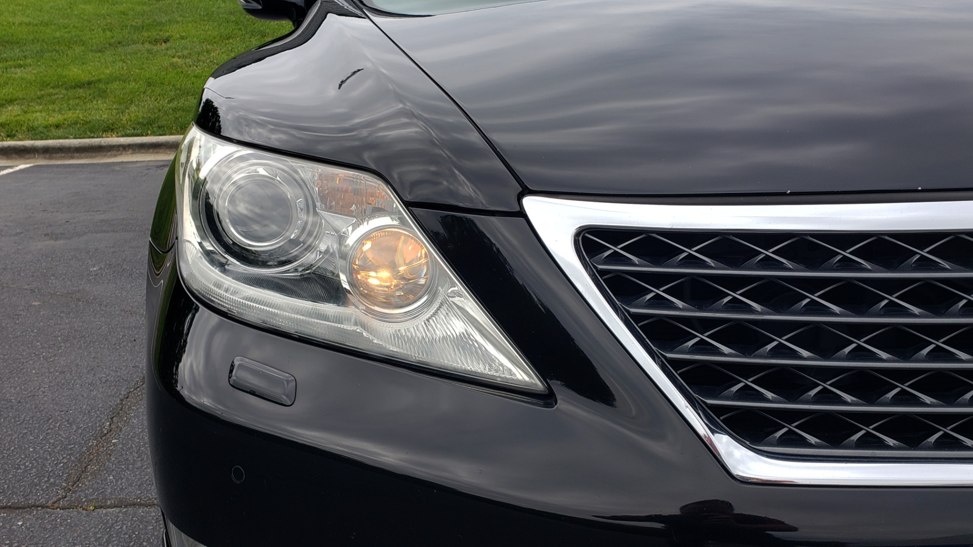 Used 2012 Lexus LS 460 COMFORT W/SPORT / VENT SEATS / NAV / MARK LEV SND / SUNROOF for sale Sold at Formula Imports in Charlotte NC 28227 23