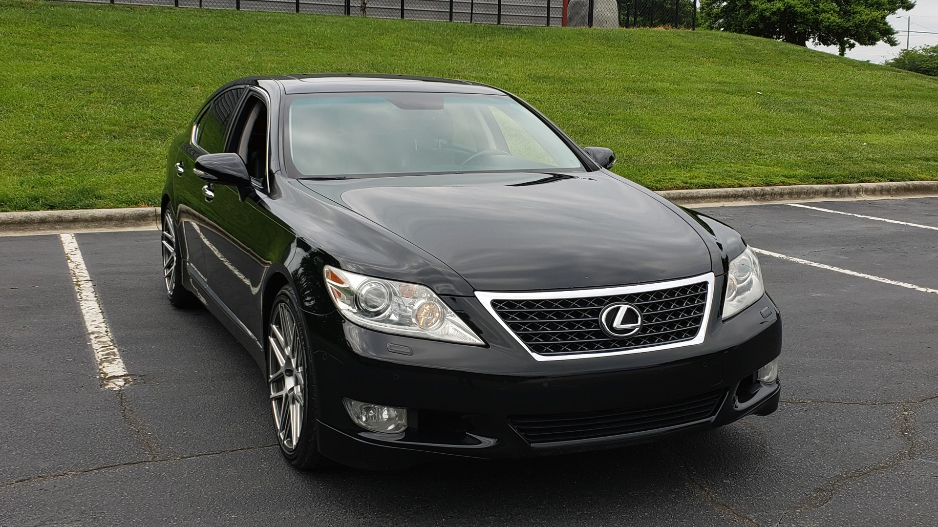 Used 2012 Lexus LS 460 COMFORT W/SPORT / VENT SEATS / NAV / MARK LEV SND / SUNROOF for sale Sold at Formula Imports in Charlotte NC 28227 25