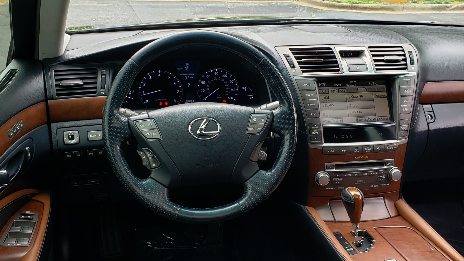 Used 2012 Lexus LS 460 COMFORT W/SPORT / VENT SEATS / NAV / MARK LEV SND / SUNROOF for sale Sold at Formula Imports in Charlotte NC 28227 37