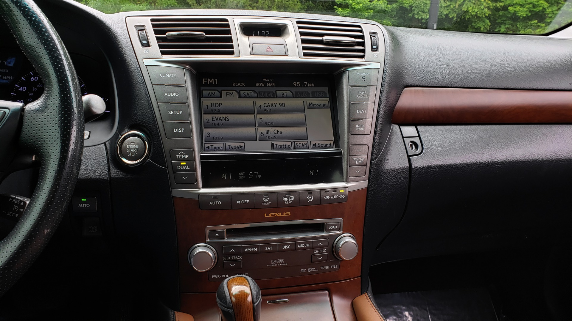 Used 2012 Lexus LS 460 COMFORT W/SPORT / VENT SEATS / NAV / MARK LEV SND / SUNROOF for sale Sold at Formula Imports in Charlotte NC 28227 41