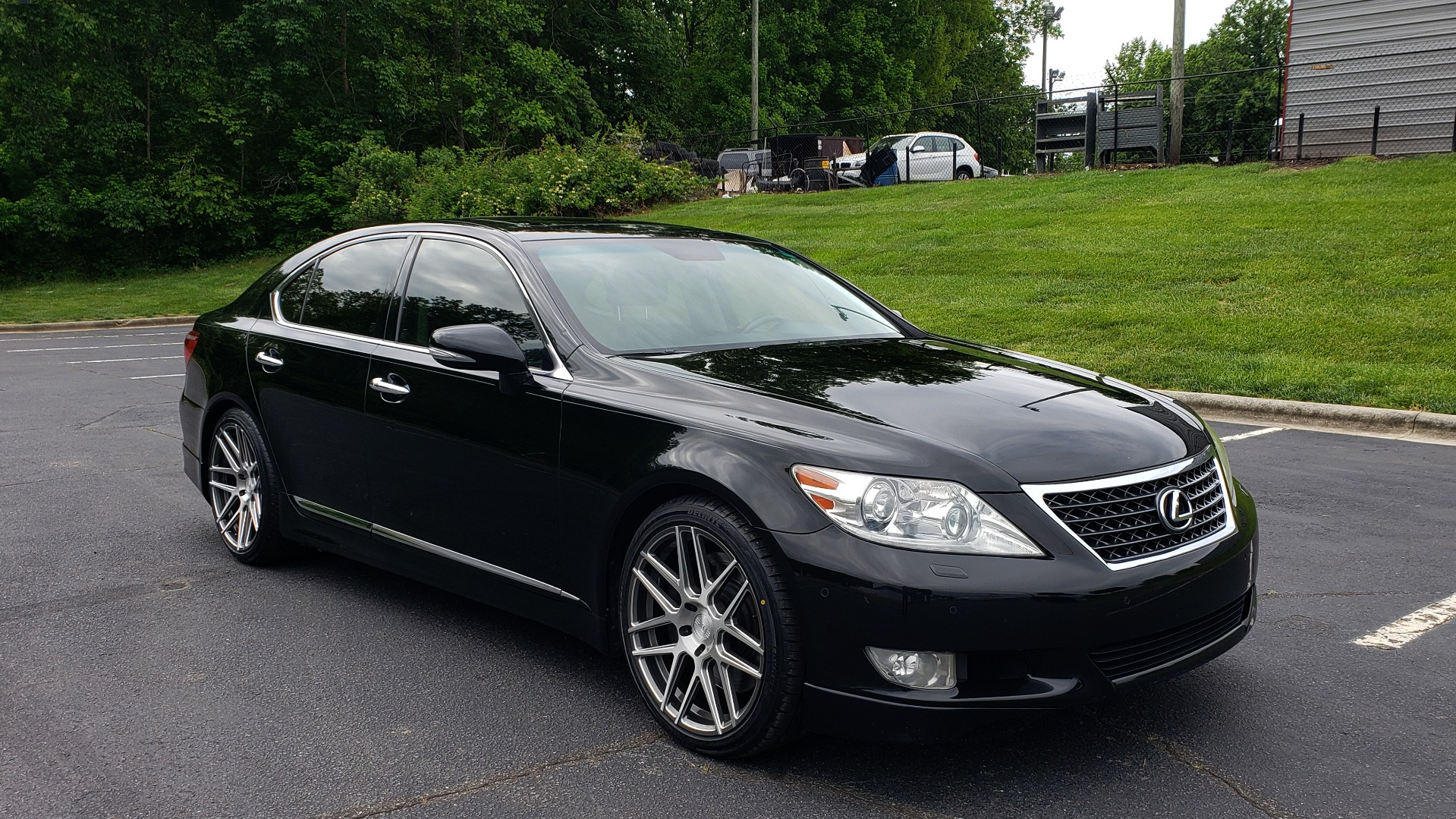 Used 2012 Lexus LS 460 COMFORT W/SPORT / VENT SEATS / NAV / MARK LEV SND / SUNROOF for sale Sold at Formula Imports in Charlotte NC 28227 5