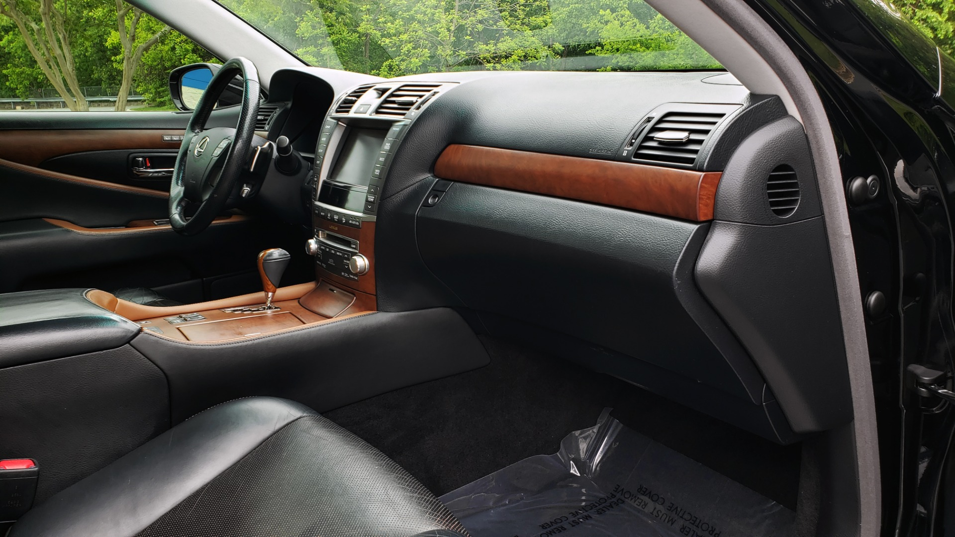 Used 2012 Lexus LS 460 COMFORT W/SPORT / VENT SEATS / NAV / MARK LEV SND / SUNROOF for sale Sold at Formula Imports in Charlotte NC 28227 69
