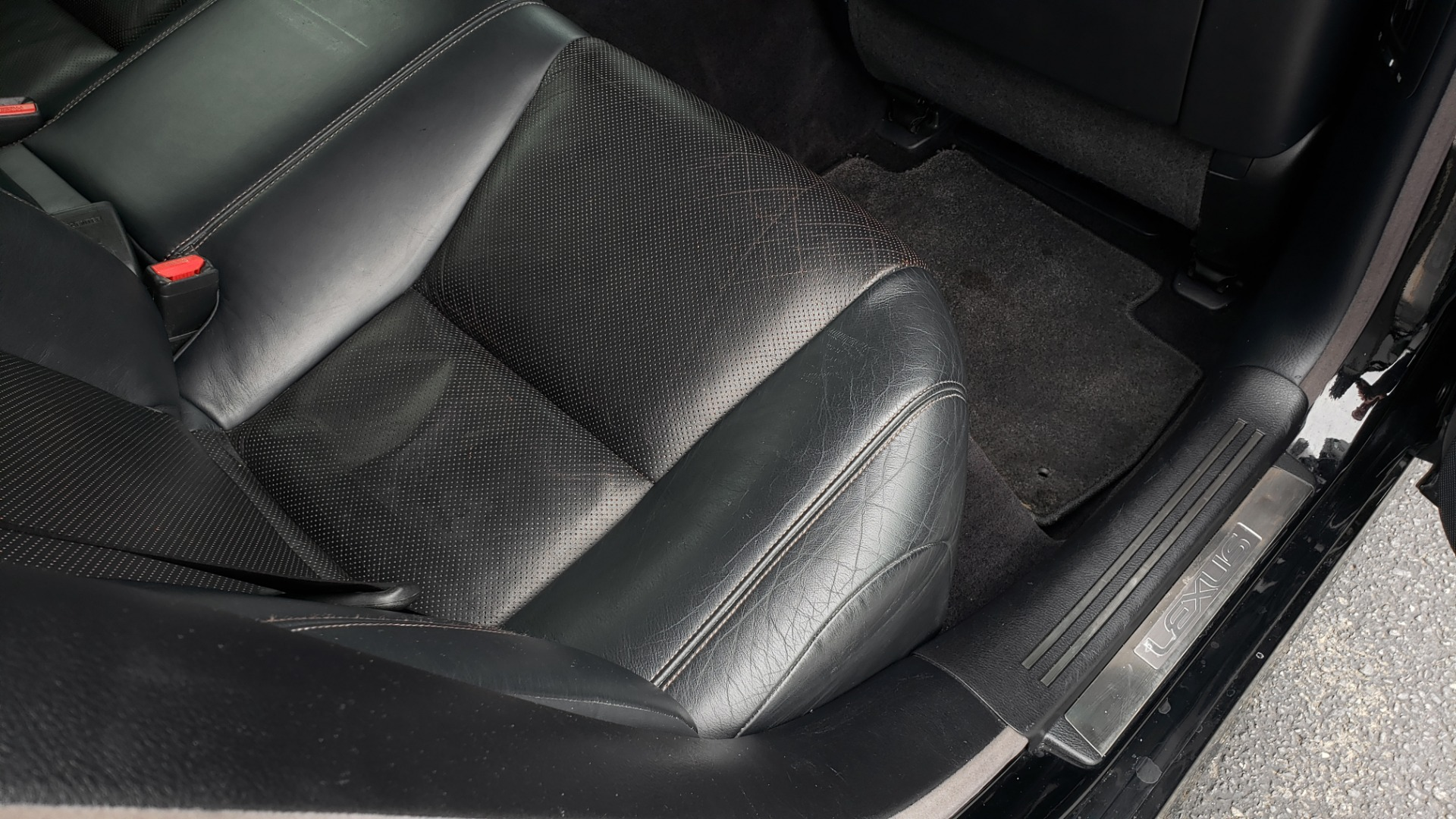 Used 2012 Lexus LS 460 COMFORT W/SPORT / VENT SEATS / NAV / MARK LEV SND / SUNROOF for sale Sold at Formula Imports in Charlotte NC 28227 79
