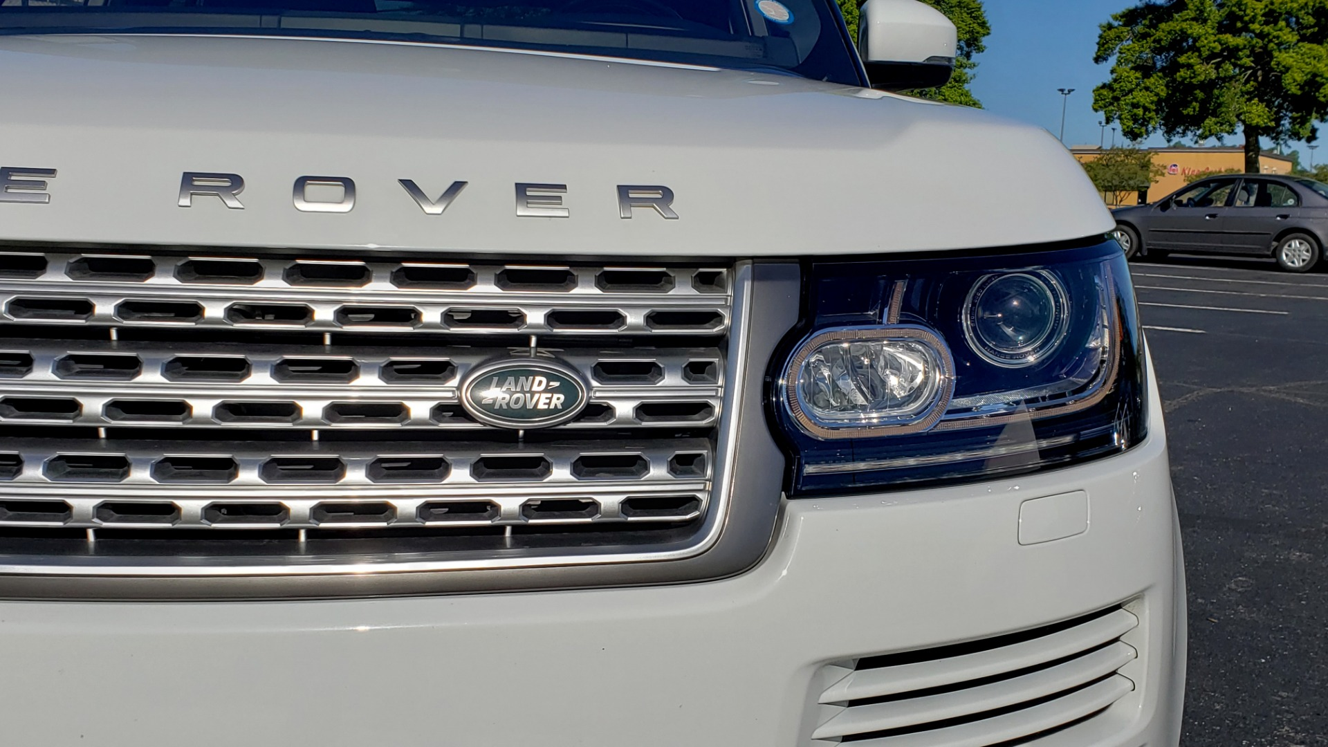 Used 2016 Land Rover RANGE ROVER HSE / NAV / VISION ASSIST / MERIDIAN / PANO-ROOF / REARVIEW for sale Sold at Formula Imports in Charlotte NC 28227 26