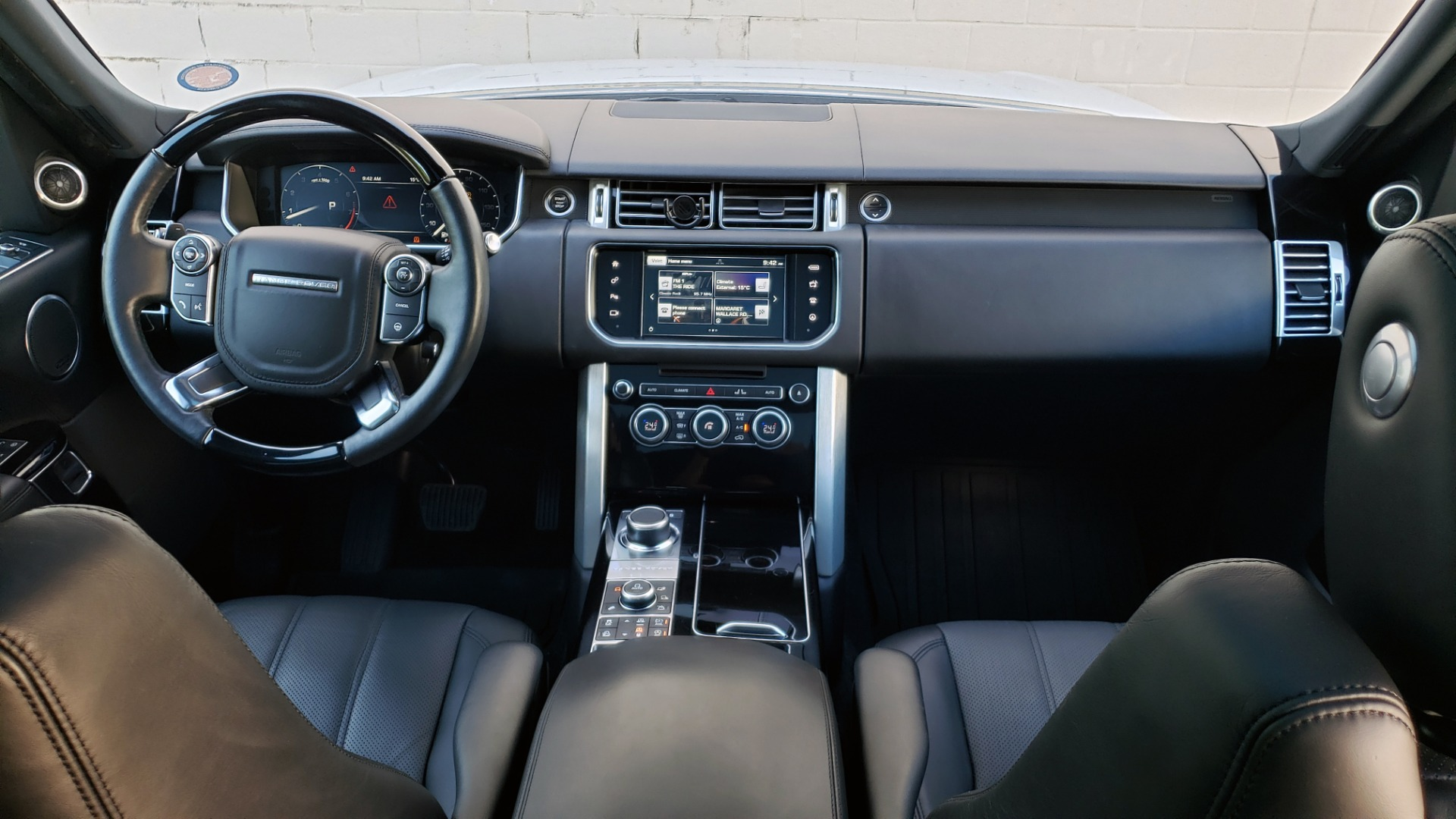 Used 2016 Land Rover RANGE ROVER HSE / AWD / SC V6 / NAV / VISION ASST / PANO-ROOF / BSM for sale $47,495 at Formula Imports in Charlotte NC 28227 83