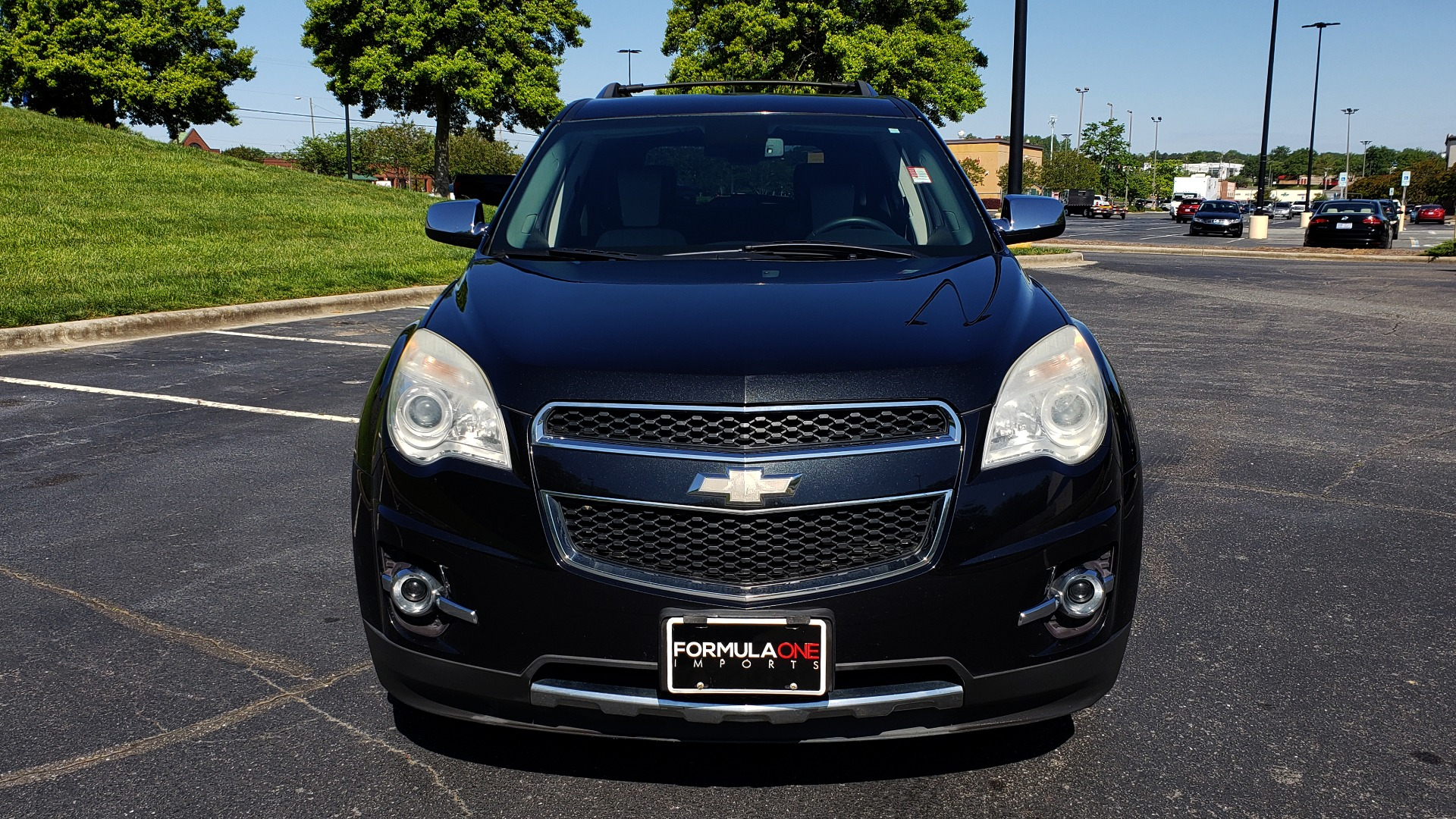 Used 2012 Chevrolet EQUINOX LTZ / FWD / 3.0L V6 / NAV / SUNROOF / PIONEER SND / REARVIEW for sale Sold at Formula Imports in Charlotte NC 28227 25
