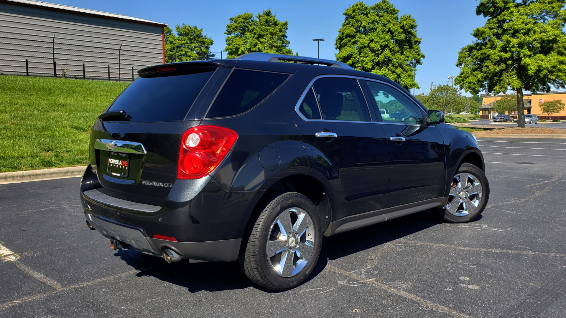 Used 2012 Chevrolet EQUINOX LTZ / FWD / 3.0L V6 / NAV / SUNROOF / PIONEER SND / REARVIEW for sale Sold at Formula Imports in Charlotte NC 28227 6