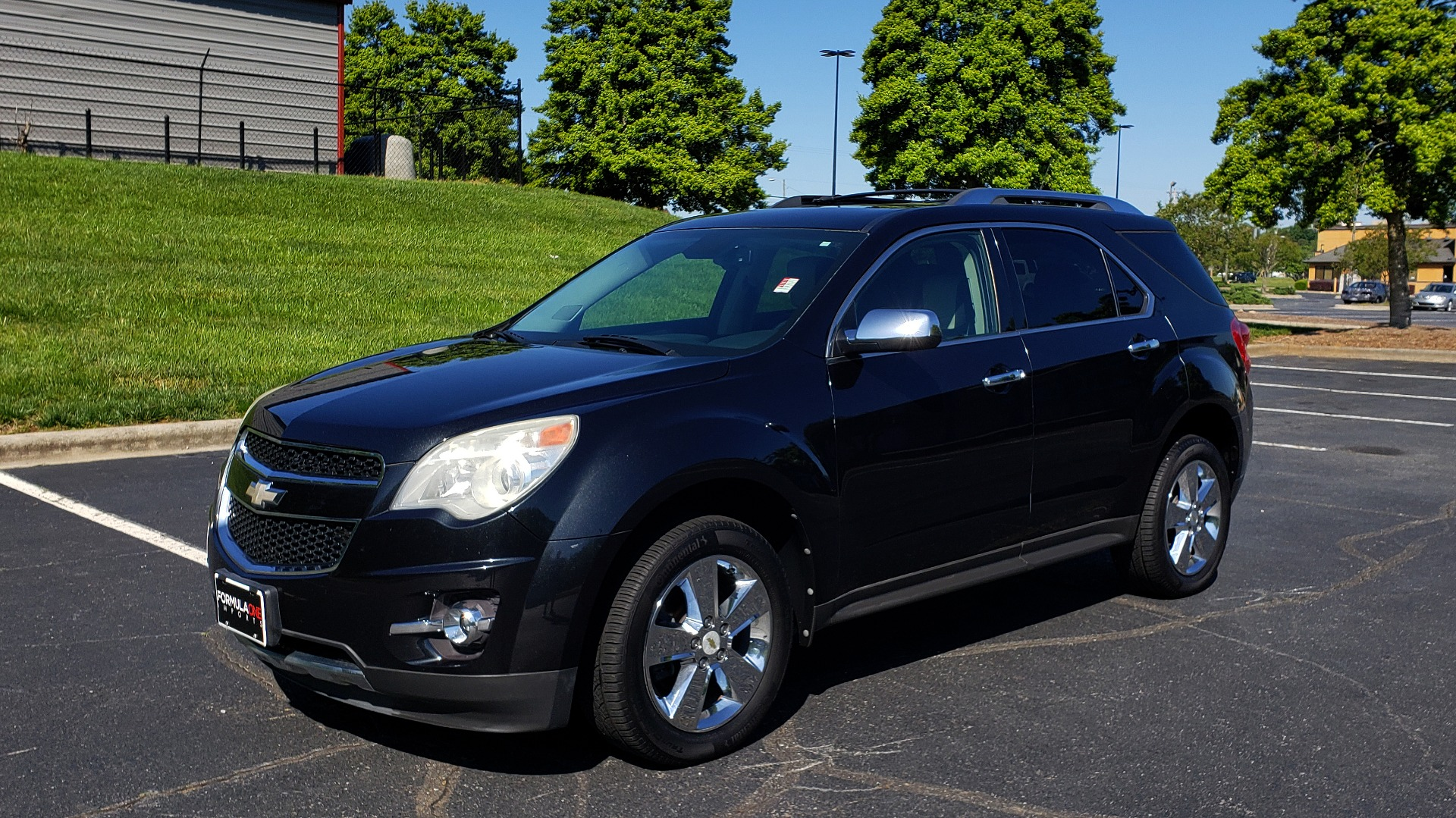 Used 2012 Chevrolet EQUINOX LTZ / FWD / 3.0L V6 / NAV / SUNROOF / PIONEER SND / REARVIEW for sale Sold at Formula Imports in Charlotte NC 28227 1