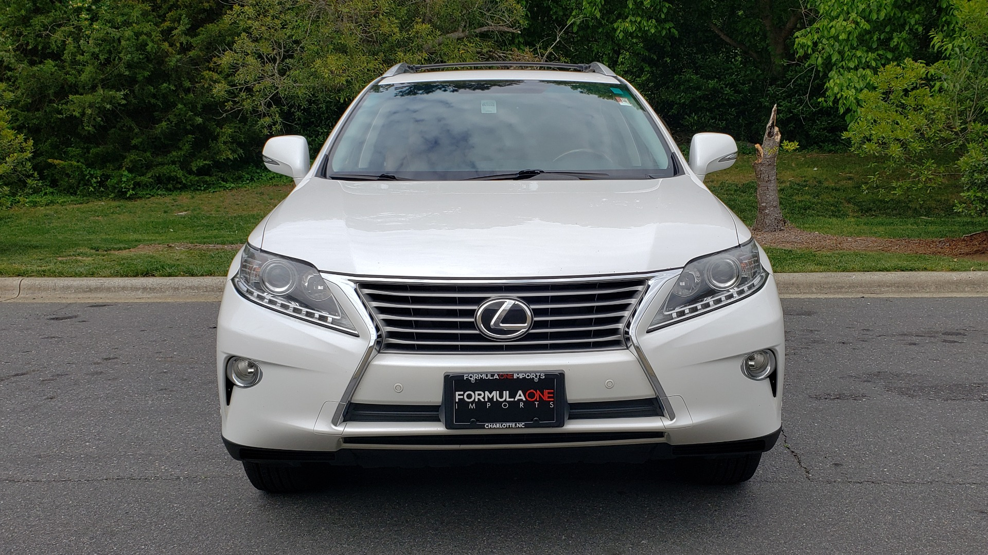 Used 2013 Lexus RX 350 PREMIUM PKG / SUNROOF / BSM / PARK ASST / REARVIEW for sale Sold at Formula Imports in Charlotte NC 28227 20