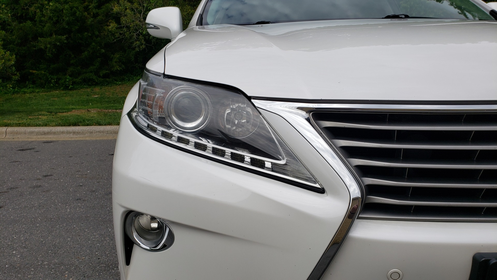 Used 2013 Lexus RX 350 PREMIUM PKG / SUNROOF / BSM / PARK ASST / REARVIEW for sale Sold at Formula Imports in Charlotte NC 28227 21