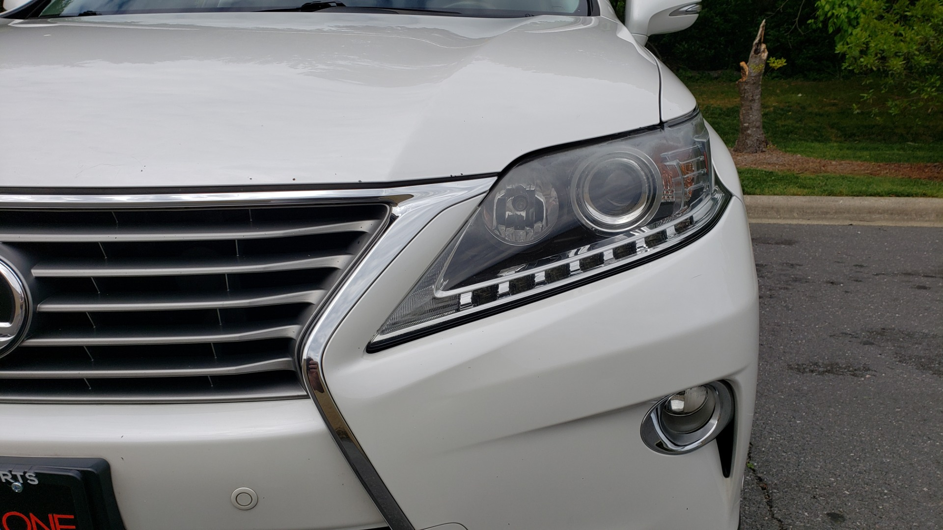 Used 2013 Lexus RX 350 PREMIUM PKG / SUNROOF / BSM / PARK ASST / REARVIEW for sale Sold at Formula Imports in Charlotte NC 28227 22