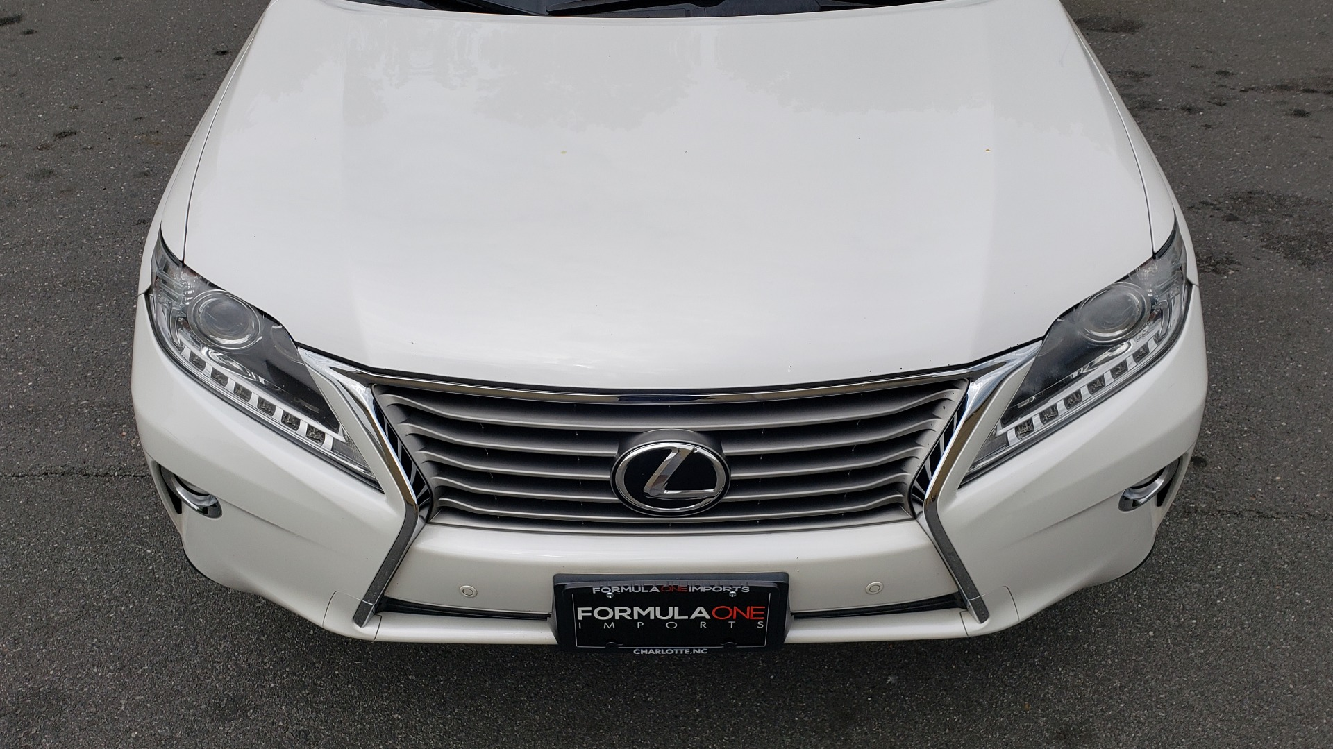Used 2013 Lexus RX 350 PREMIUM PKG / SUNROOF / BSM / PARK ASST / REARVIEW for sale Sold at Formula Imports in Charlotte NC 28227 23