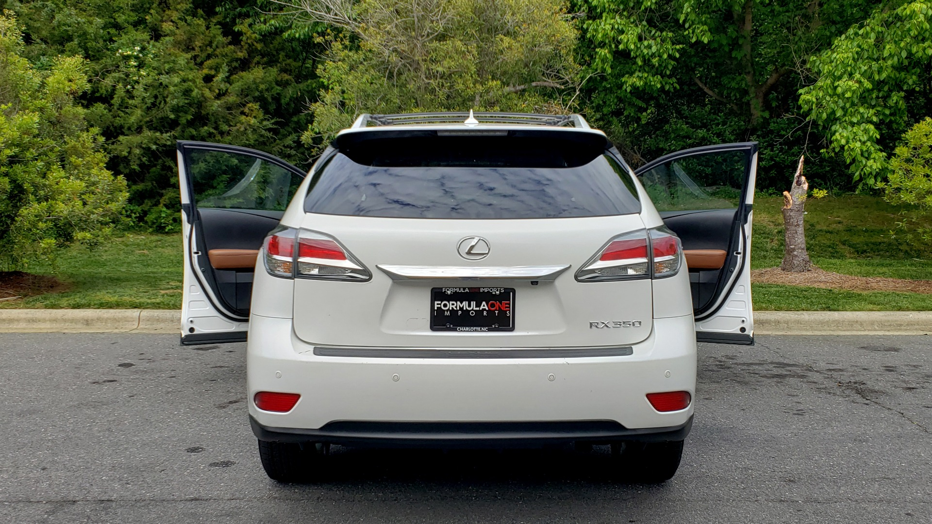 Used 2013 Lexus RX 350 PREMIUM PKG / SUNROOF / BSM / PARK ASST / REARVIEW for sale Sold at Formula Imports in Charlotte NC 28227 27
