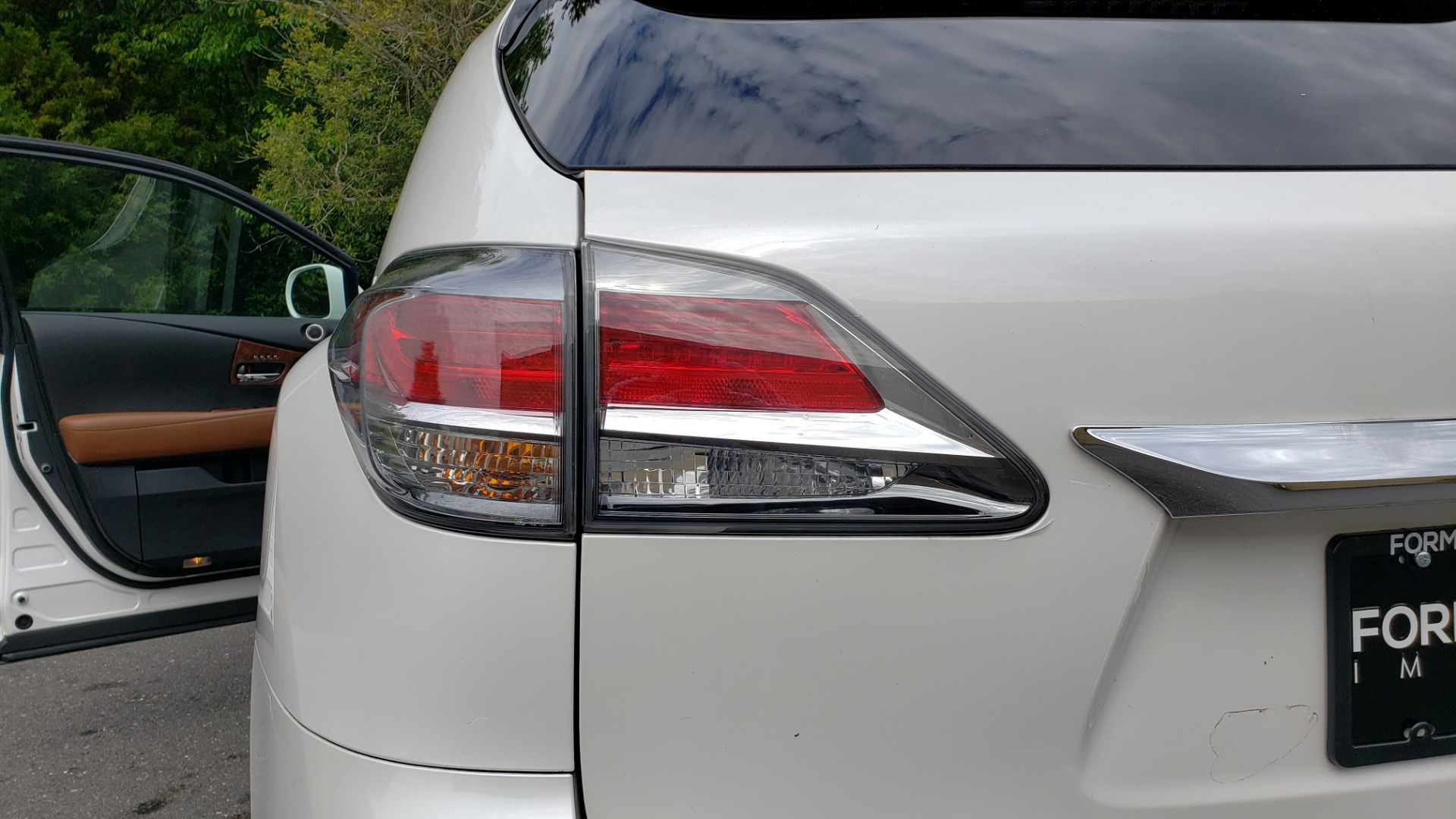 Used 2013 Lexus RX 350 PREMIUM PKG / SUNROOF / BSM / PARK ASST / REARVIEW for sale Sold at Formula Imports in Charlotte NC 28227 28