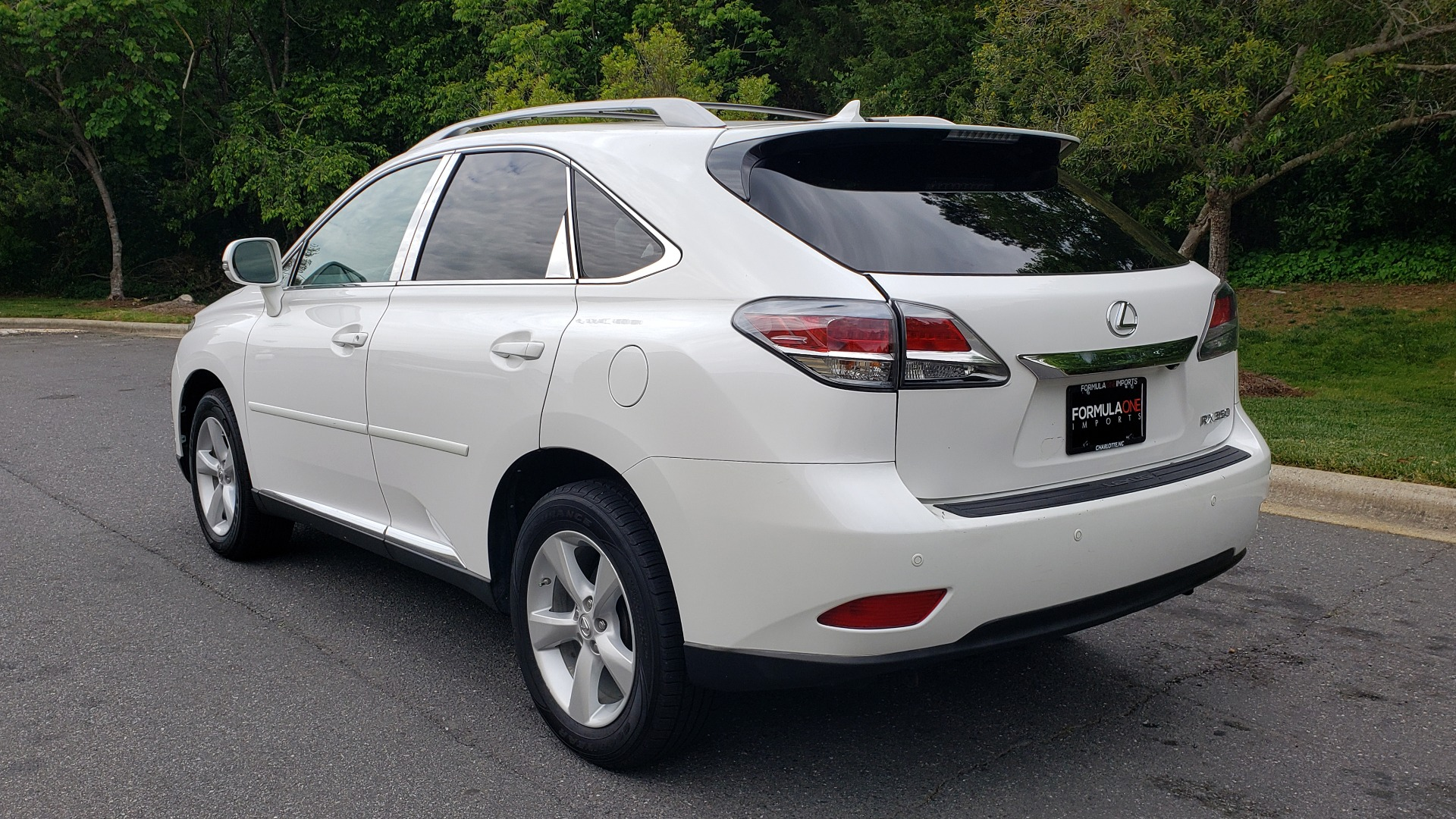 Used 2013 Lexus RX 350 PREMIUM PKG / SUNROOF / BSM / PARK ASST / REARVIEW for sale Sold at Formula Imports in Charlotte NC 28227 3