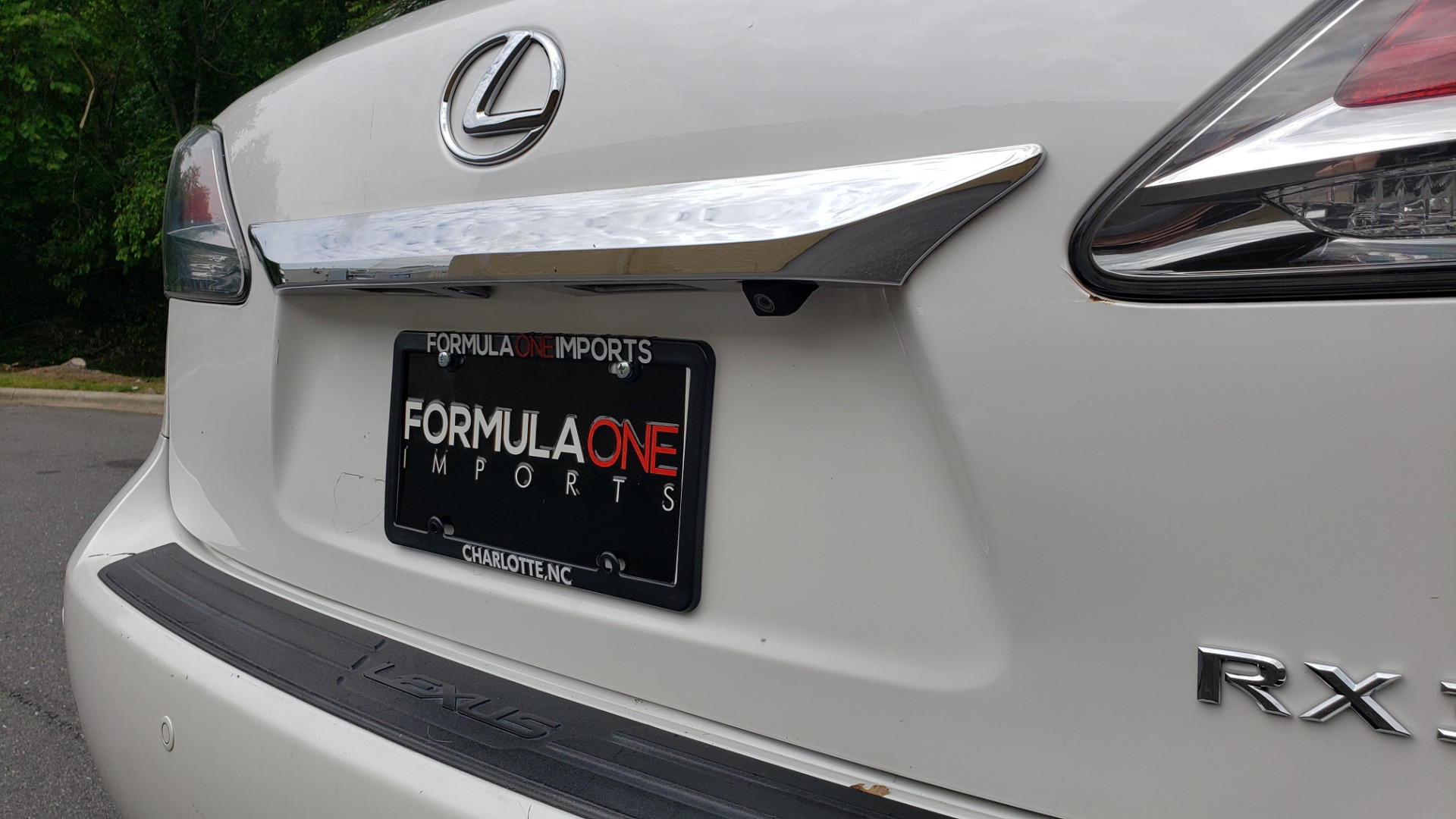 Used 2013 Lexus RX 350 PREMIUM PKG / SUNROOF / BSM / PARK ASST / REARVIEW for sale Sold at Formula Imports in Charlotte NC 28227 30