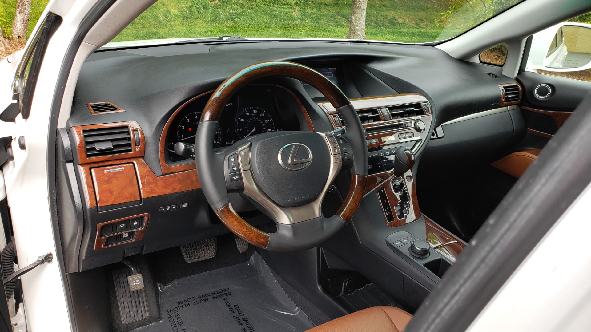Used 2013 Lexus RX 350 PREMIUM PKG / SUNROOF / BSM / PARK ASST / REARVIEW for sale Sold at Formula Imports in Charlotte NC 28227 36