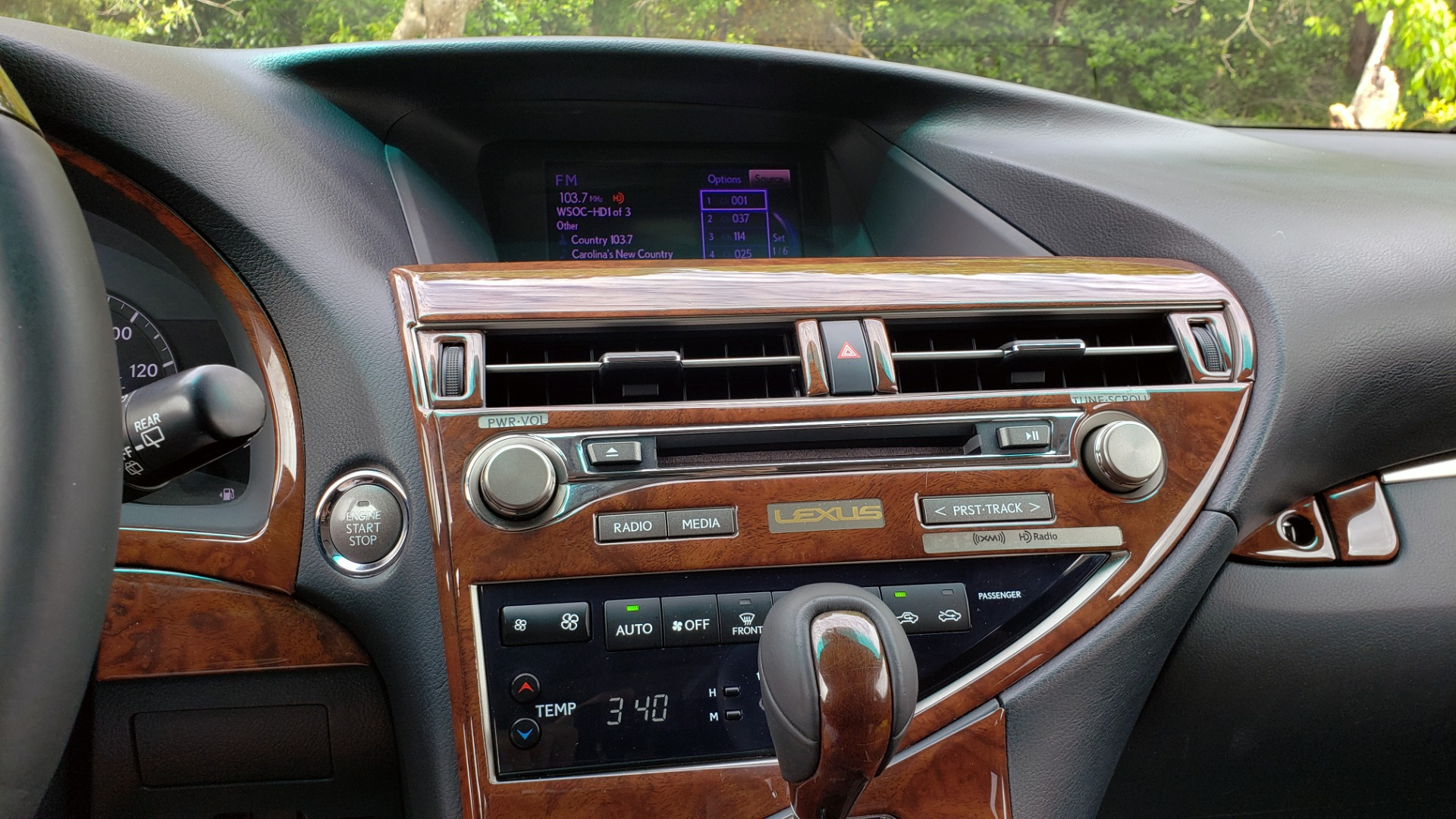 Used 2013 Lexus RX 350 PREMIUM PKG / SUNROOF / BSM / PARK ASST / REARVIEW for sale Sold at Formula Imports in Charlotte NC 28227 44