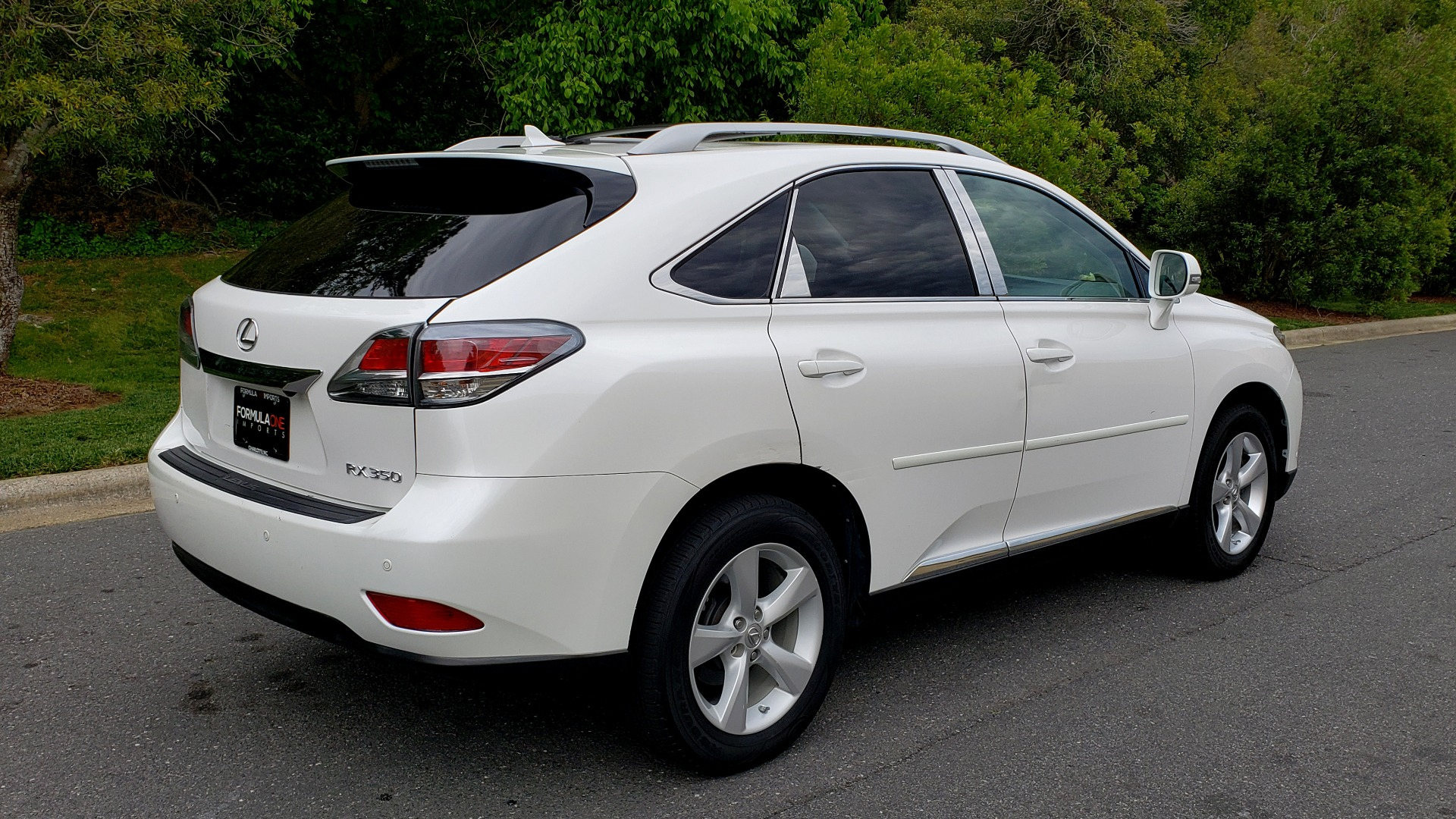 Used 2013 Lexus RX 350 PREMIUM PKG / SUNROOF / BSM / PARK ASST / REARVIEW for sale Sold at Formula Imports in Charlotte NC 28227 6
