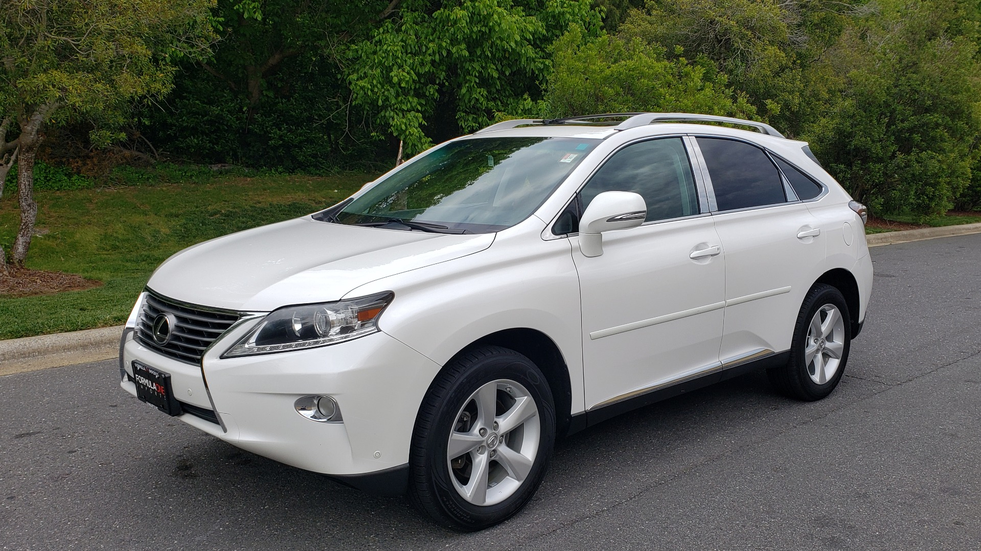 Used 2013 Lexus RX 350 PREMIUM PKG / SUNROOF / BSM / PARK ASST / REARVIEW for sale Sold at Formula Imports in Charlotte NC 28227 1