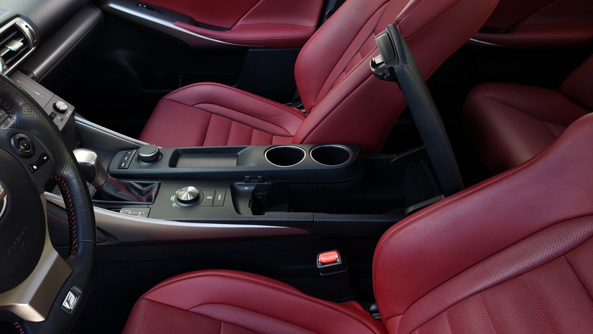 Used 2016 Lexus IS 300 F-SPORT / SUNROOF / BSM / VENTILATED SEATS / REARVIEW for sale Sold at Formula Imports in Charlotte NC 28227 51