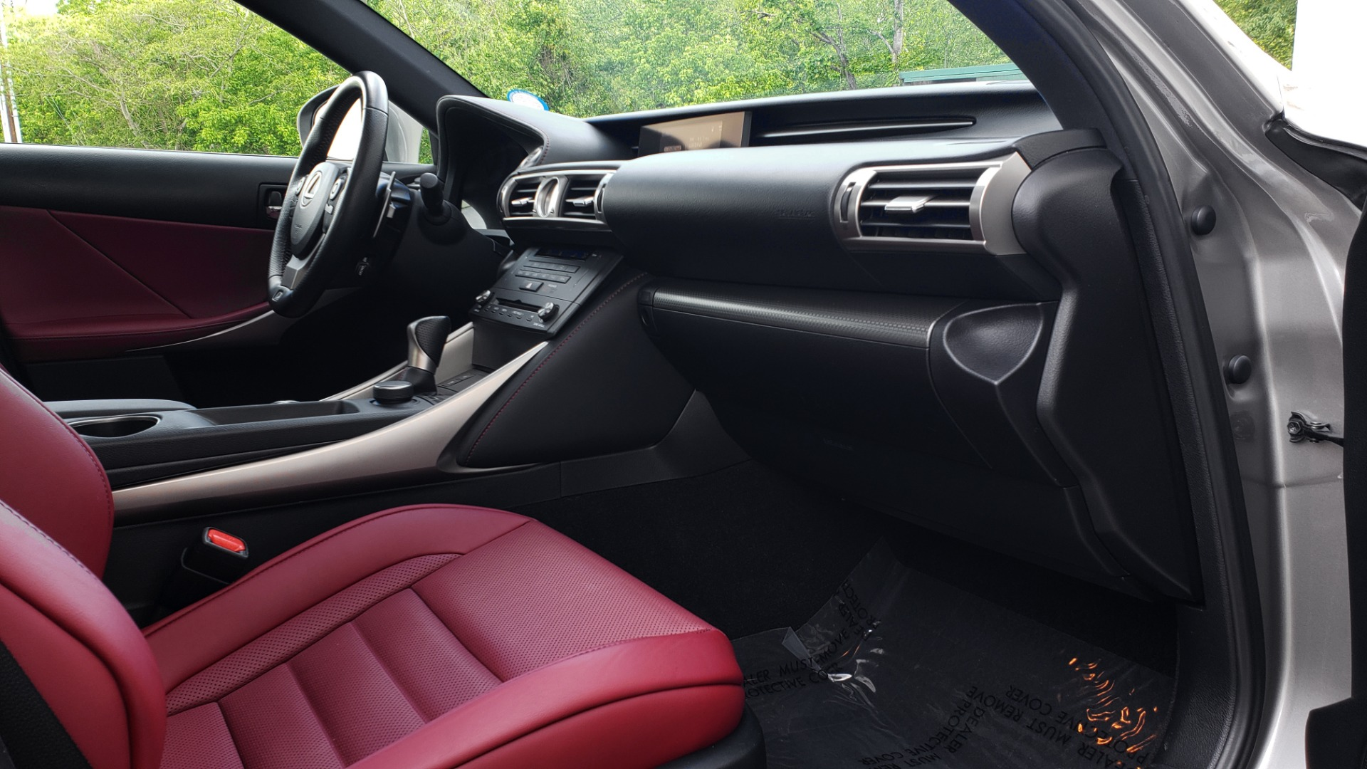 Used 2016 Lexus IS 300 F-SPORT / SUNROOF / BSM / VENTILATED SEATS / REARVIEW for sale Sold at Formula Imports in Charlotte NC 28227 63