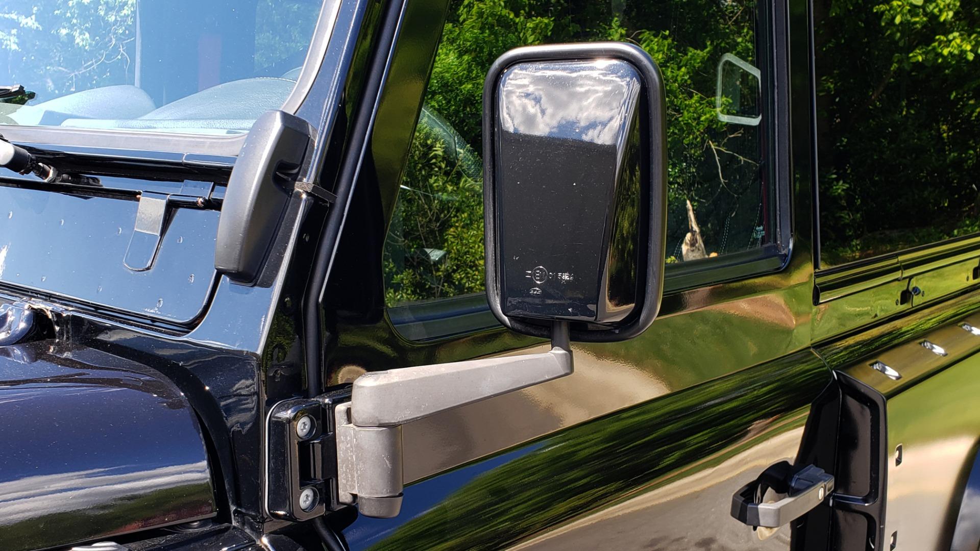 Used 1985 Land Rover DEFENDER 90 4X4 CUSTOM RESTORED 5.3L LS V8 for sale Sold at Formula Imports in Charlotte NC 28227 18