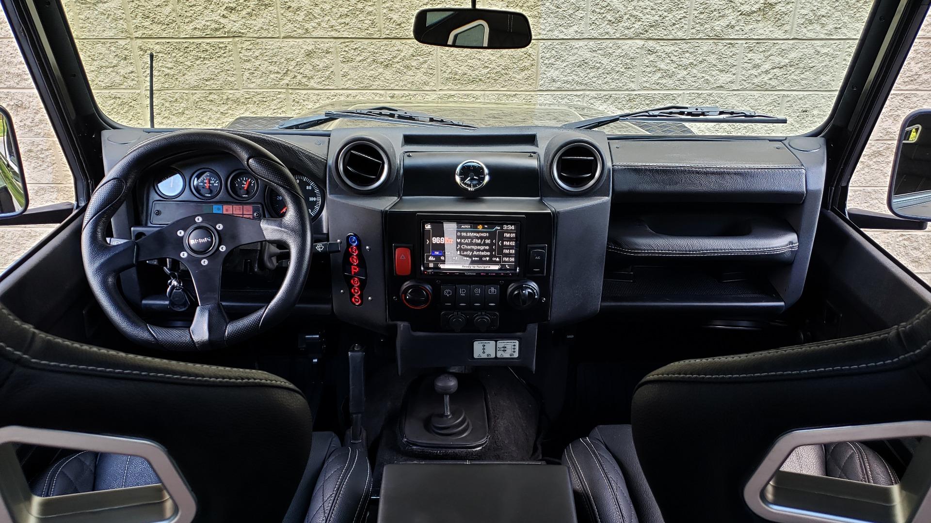 Used 1985 Land Rover DEFENDER 90 4X4 CUSTOM RESTORED 5.3L LS V8 for sale Sold at Formula Imports in Charlotte NC 28227 49