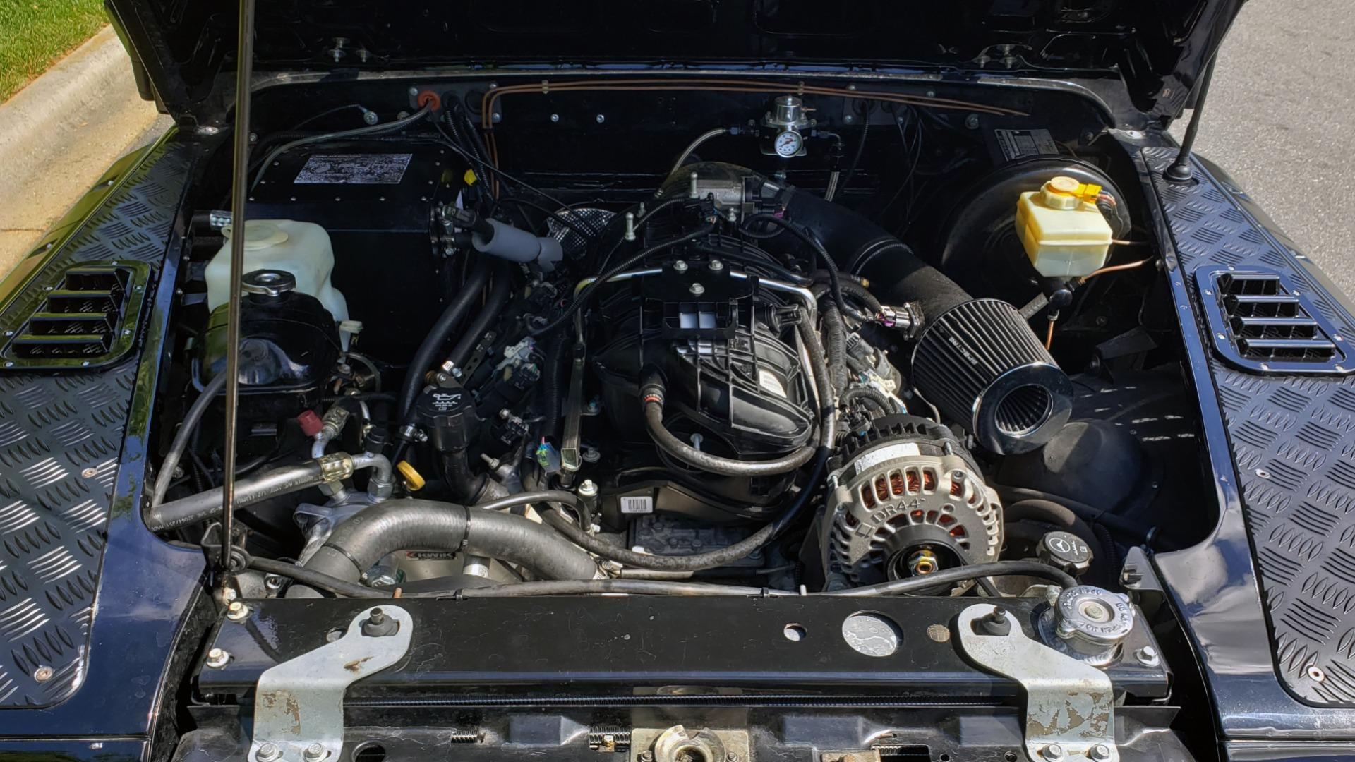 Used 1985 Land Rover DEFENDER 90 4X4 CUSTOM RESTORED 5.3L LS V8 for sale Sold at Formula Imports in Charlotte NC 28227 51