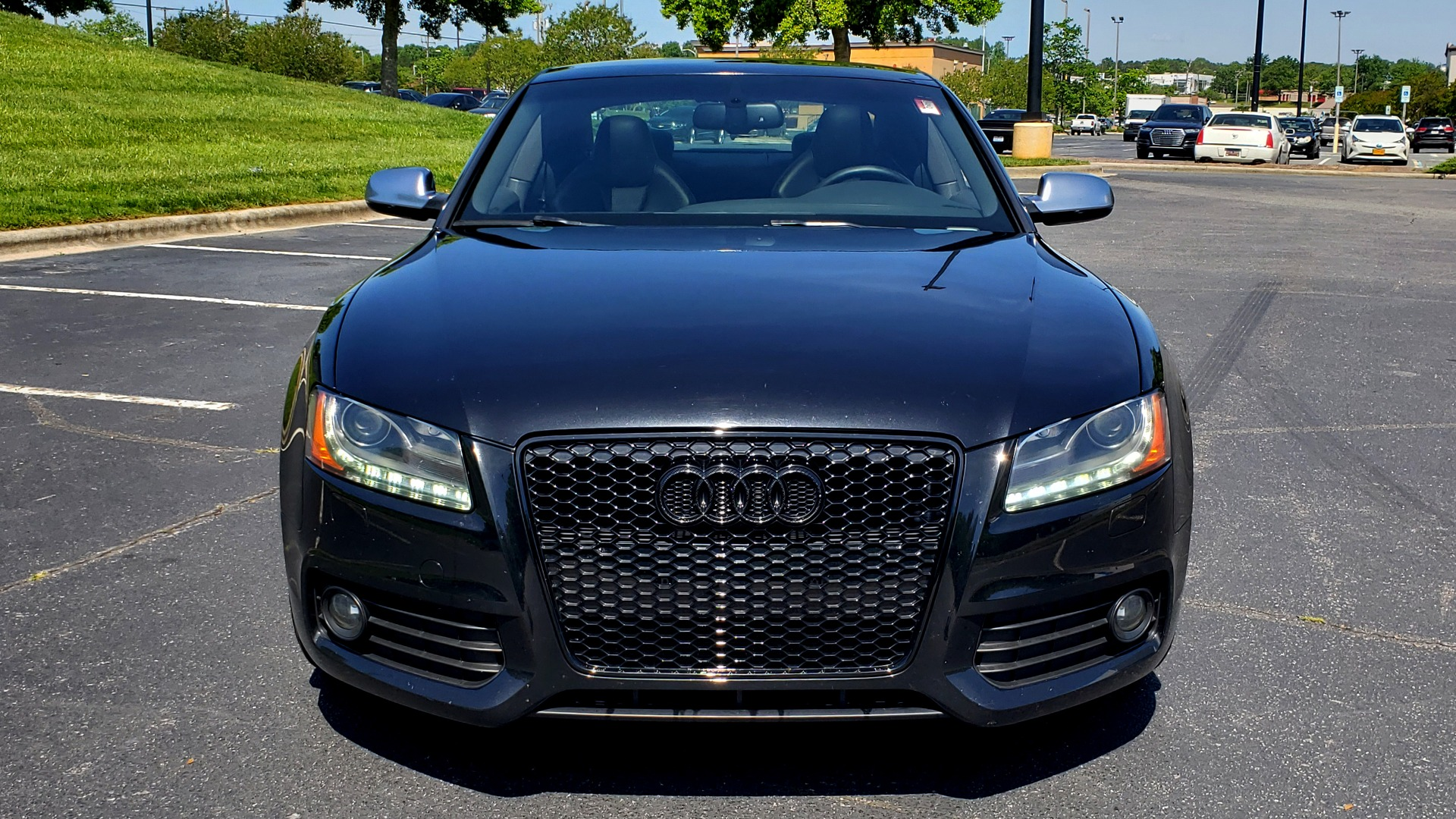 Used 2011 Audi S5 PREMIUM PLUS / AVENGERS COUPE / NAV / SUNROOF / REARVIEW for sale Sold at Formula Imports in Charlotte NC 28227 26