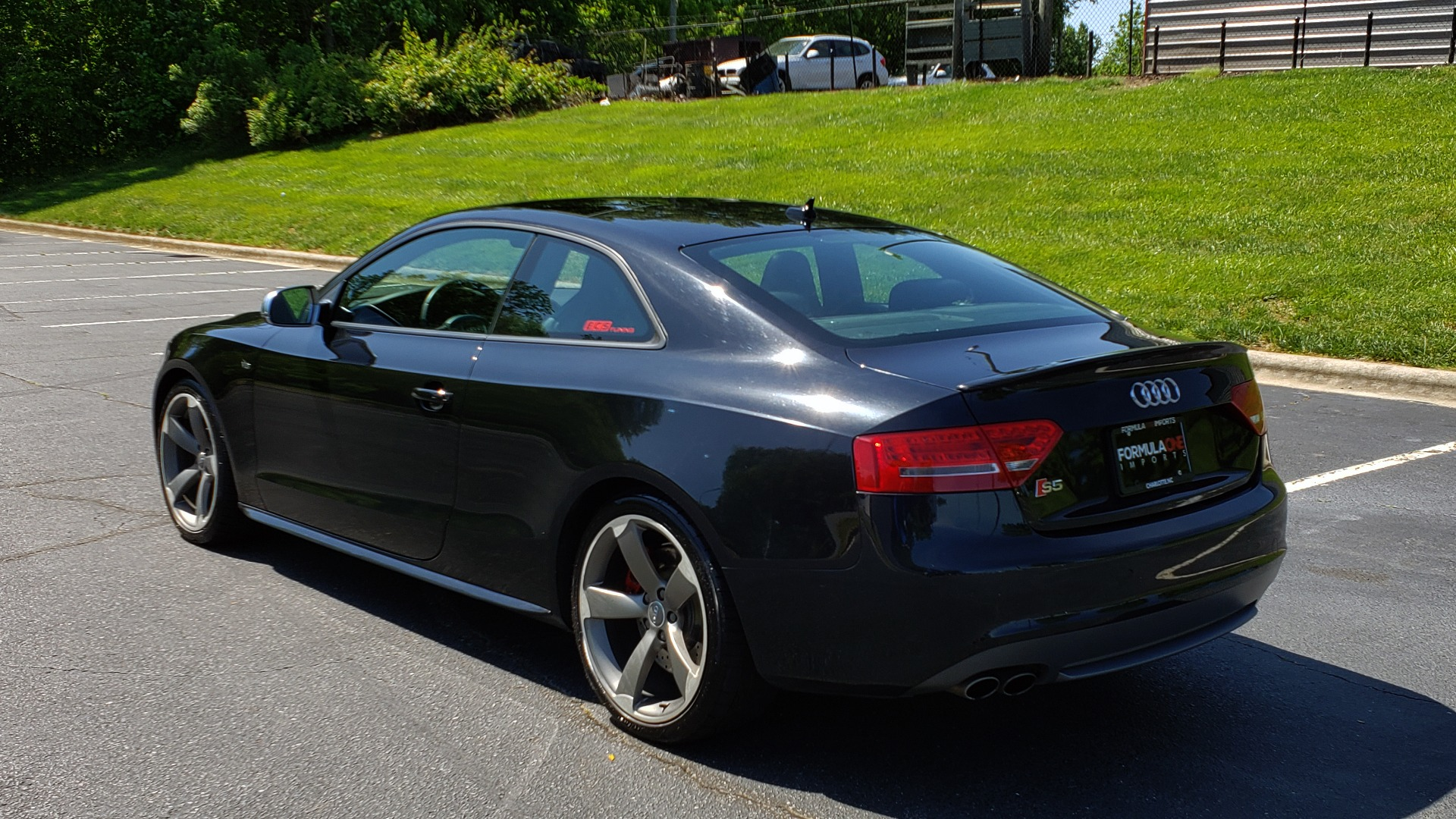 Used 2011 Audi S5 PREMIUM PLUS / AVENGERS COUPE / NAV / SUNROOF / REARVIEW for sale Sold at Formula Imports in Charlotte NC 28227 3