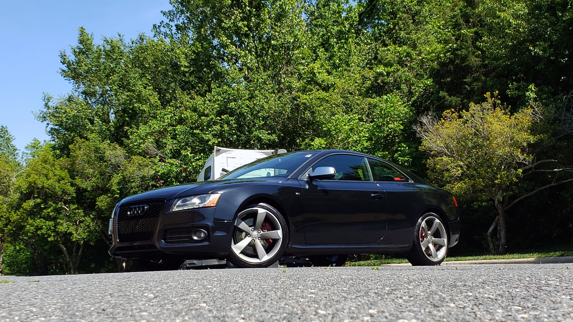 Used 2011 Audi S5 PREMIUM PLUS / AVENGERS COUPE / NAV / SUNROOF / REARVIEW for sale Sold at Formula Imports in Charlotte NC 28227 35