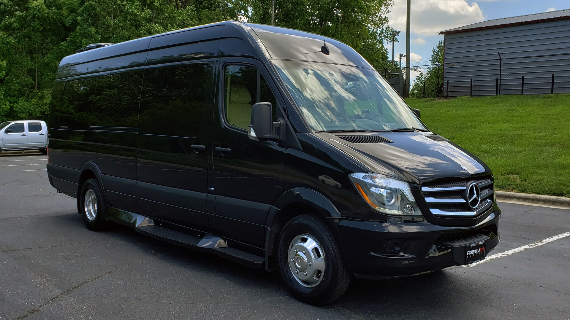 Used 2015 Mercedes-Benz SPRINTER CARGO VAN EXT 3500 170-IN WB / MIDWEST LUXURY CONVERSION for sale $84,995 at Formula Imports in Charlotte NC 28227 4