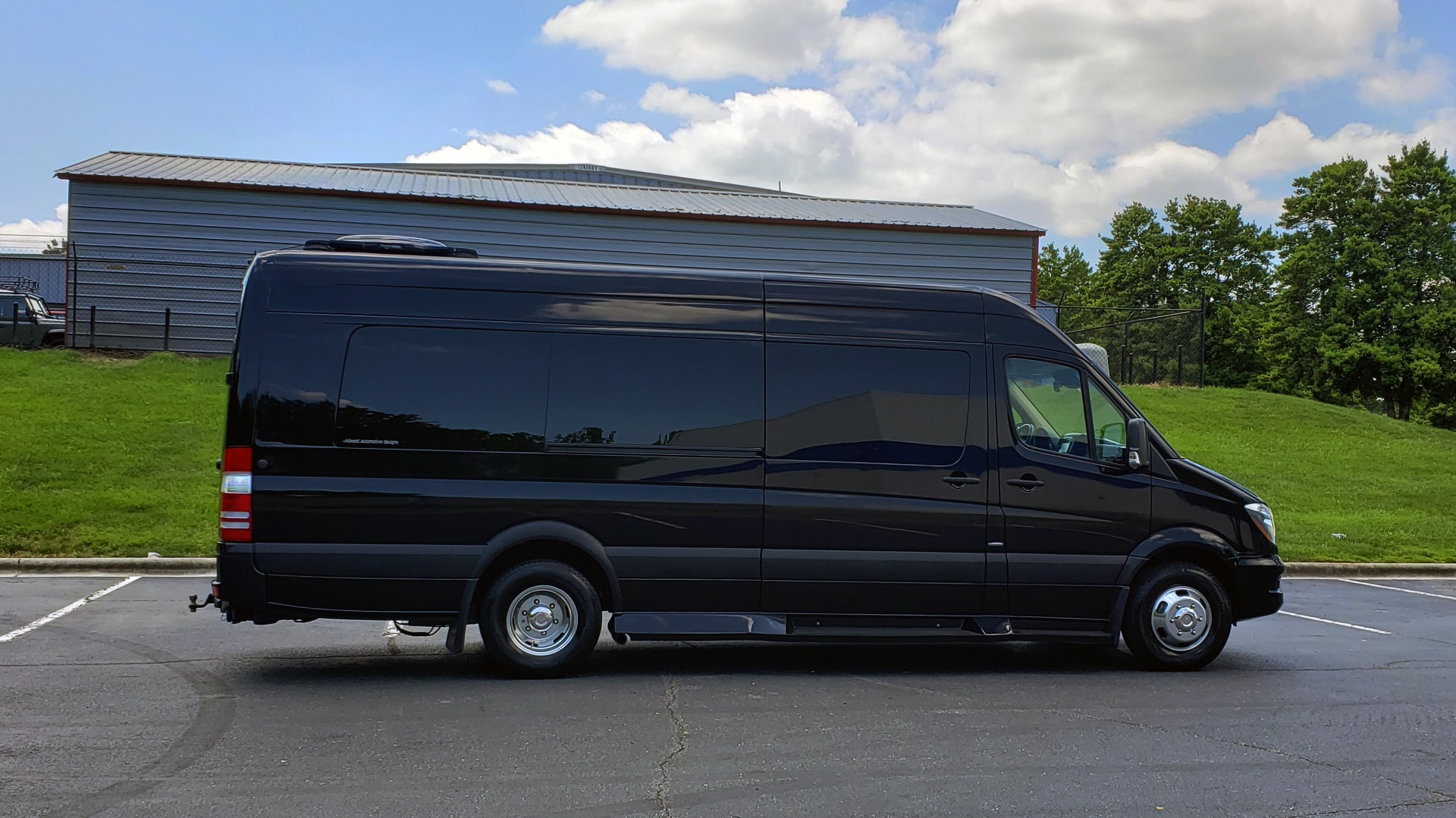 Used 2015 Mercedes-Benz SPRINTER CARGO VAN EXT 3500 170-IN WB / MIDWEST LUXURY CONVERSION for sale $84,995 at Formula Imports in Charlotte NC 28227 5