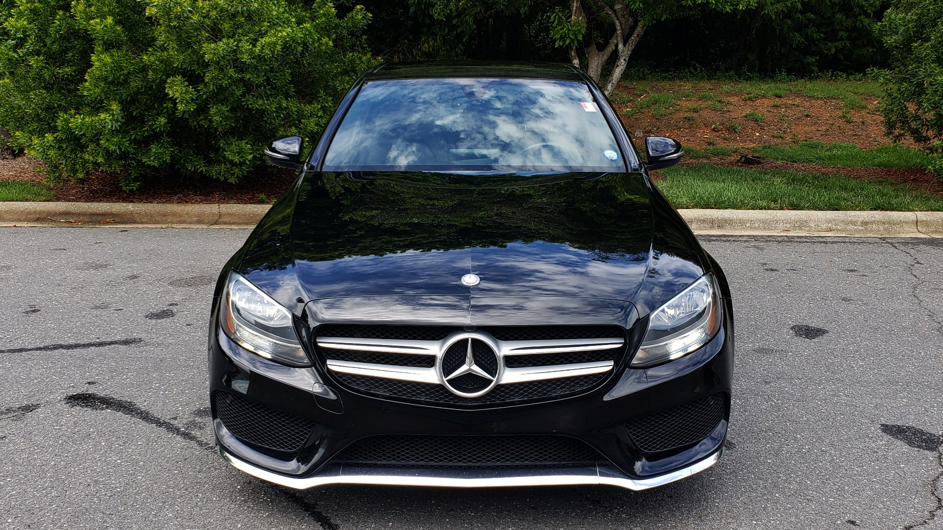 Used 2016 Mercedes-Benz C-CLASS C300 SPORT / PREM PKG / NAV / PANO-ROOF / REARVIEW / KEYLESS-GO for sale Sold at Formula Imports in Charlotte NC 28227 23
