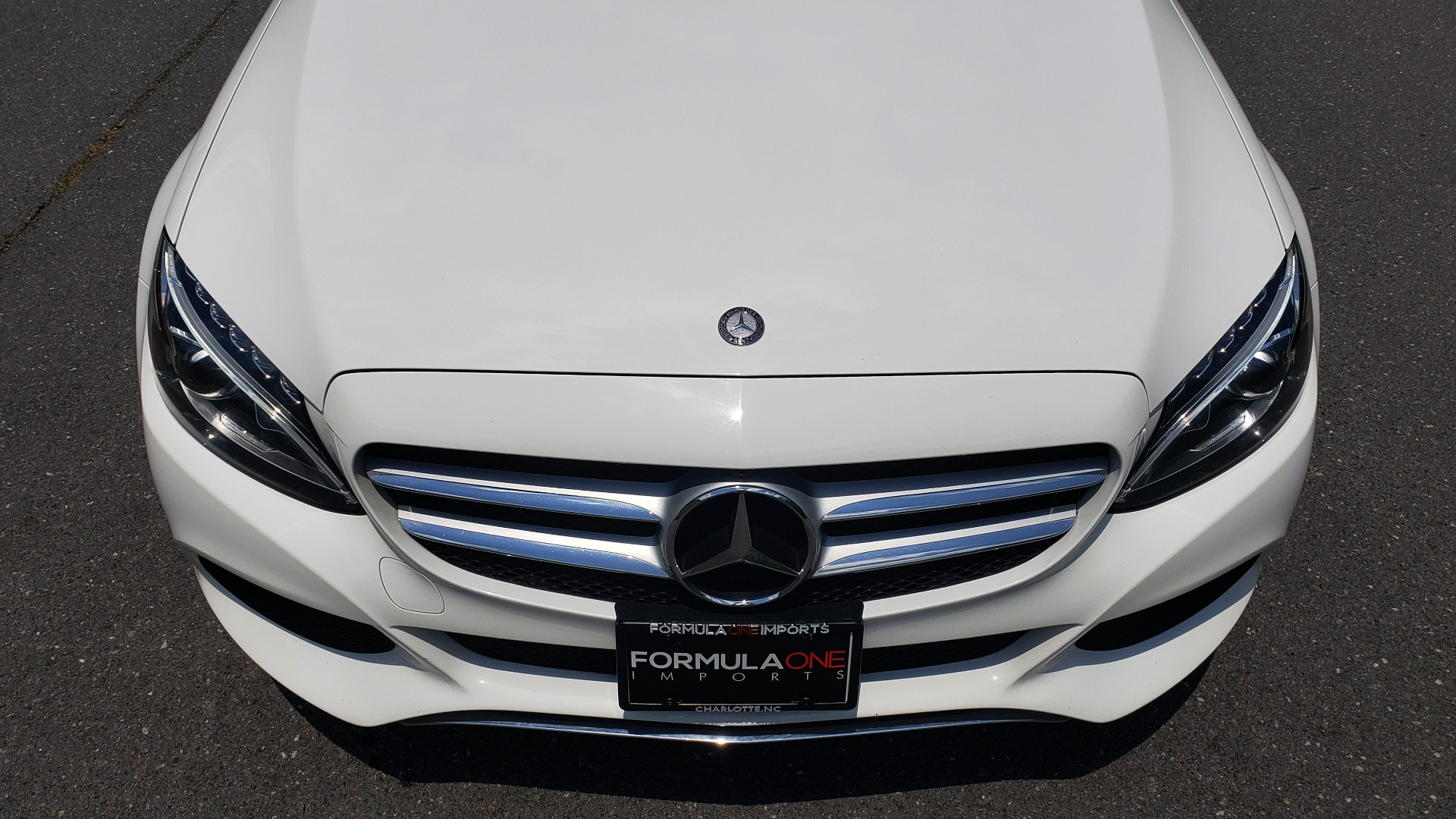 Used 2016 Mercedes-Benz C-CLASS C 300 4MATIC PREMIUM / PANO-ROOF / MULTI MEDIA PKG / REARVIEW for sale Sold at Formula Imports in Charlotte NC 28227 20