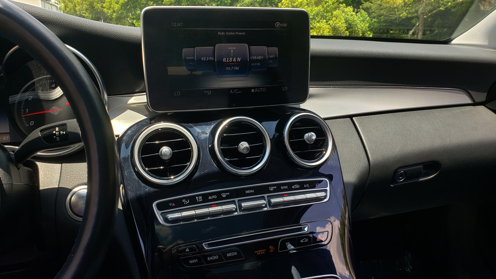 Used 2016 Mercedes-Benz C-CLASS C 300 4MATIC PREMIUM / PANO-ROOF / MULTI MEDIA PKG / REARVIEW for sale Sold at Formula Imports in Charlotte NC 28227 38