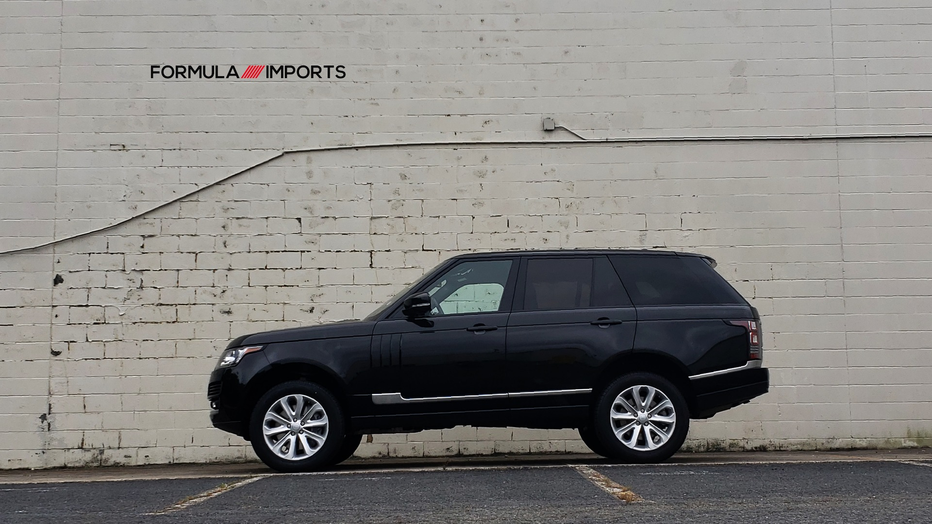 Used 2016 Land Rover Range Rover HSE for sale Sold at Formula Imports in Charlotte NC 28227 10