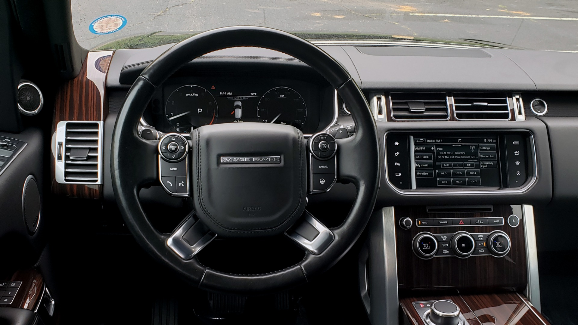 Used 2016 Land Rover Range Rover HSE 3.0L SC V6 / NAV / PANO-ROOF / VENT SEATS / REARVIEW / BLIND SPOT for sale Sold at Formula Imports in Charlotte NC 28227 44